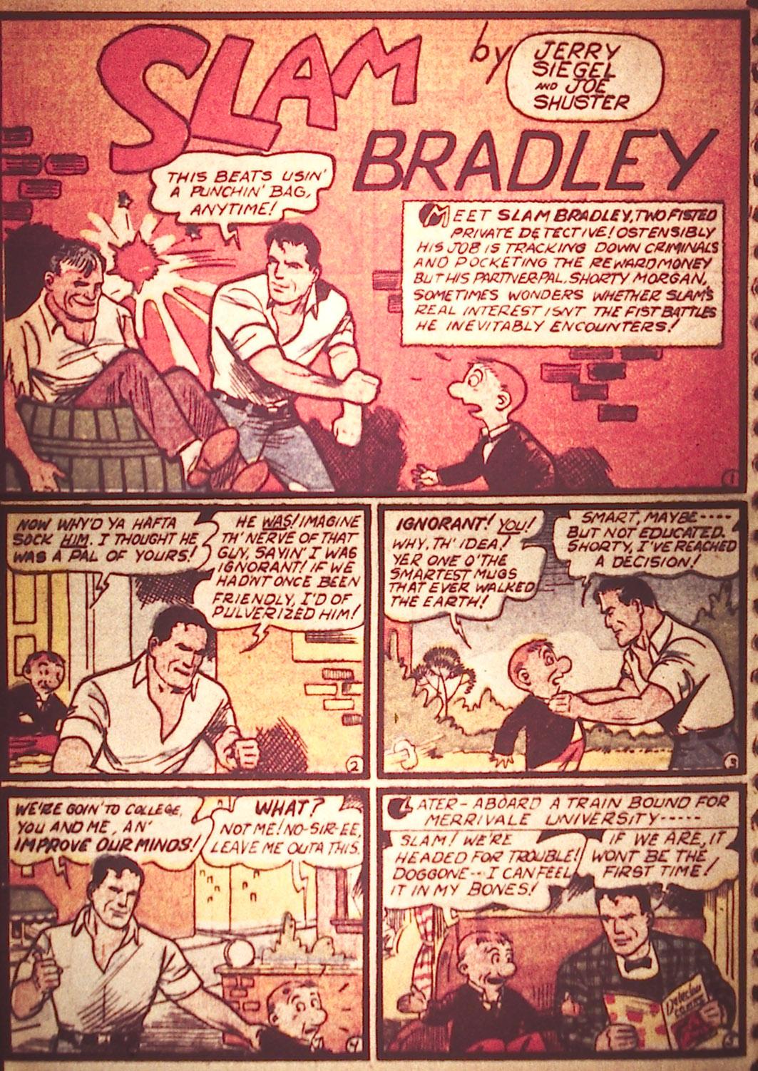 Read online Detective Comics (1937) comic -  Issue #25 - 54