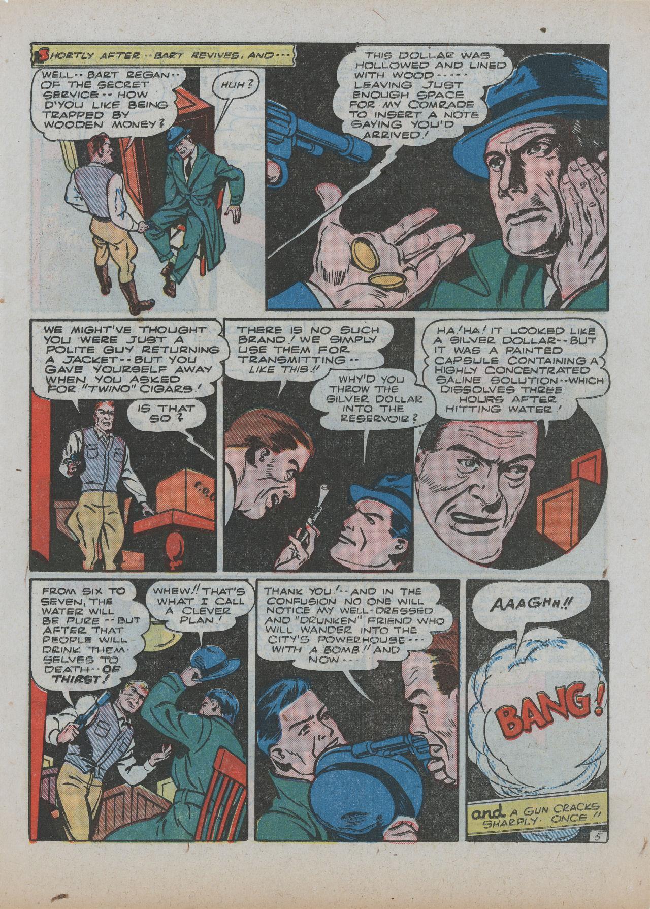 Read online Detective Comics (1937) comic -  Issue #63 - 21