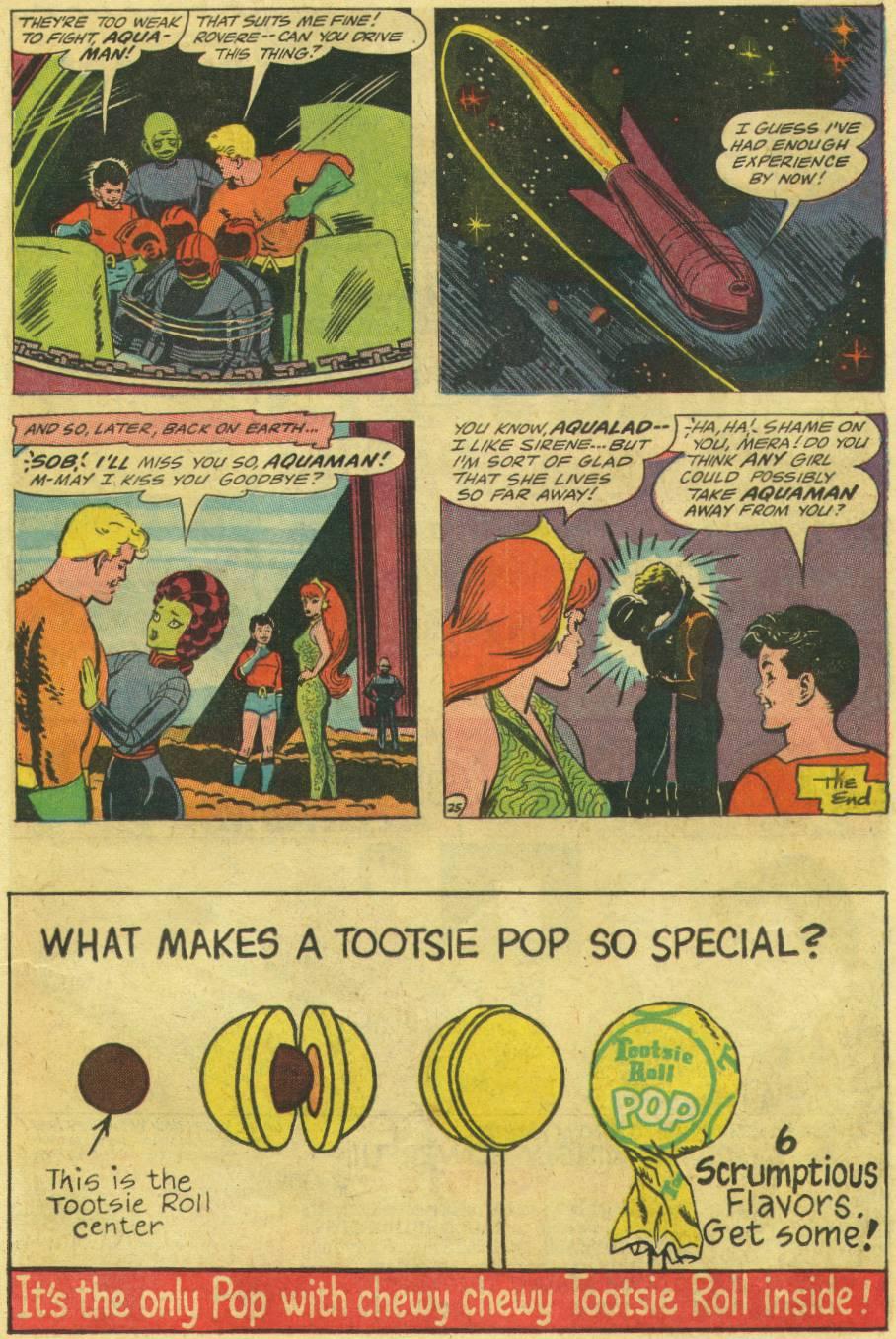 Read online Aquaman (1962) comic -  Issue #16 - 33