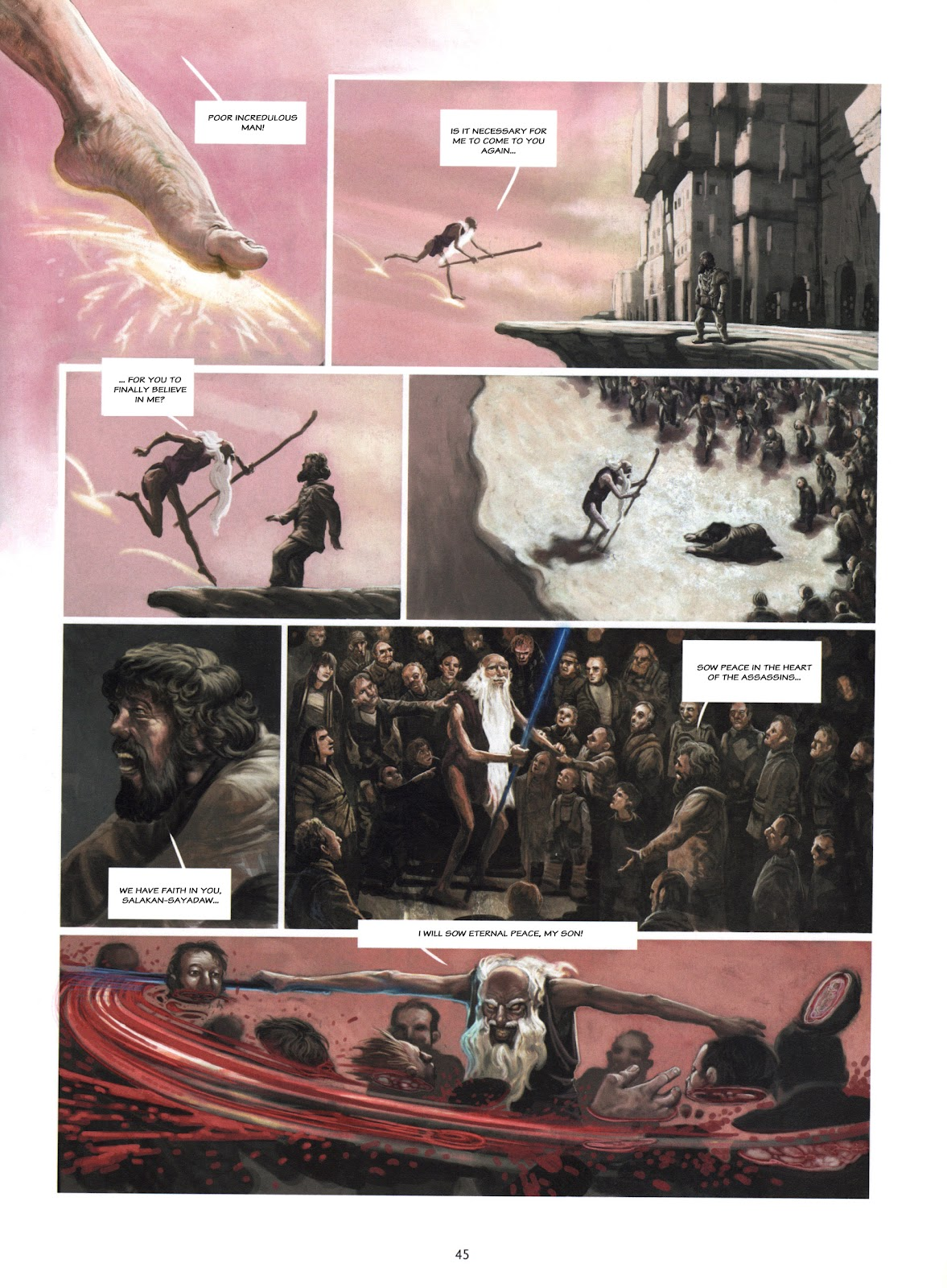 Showman Killer issue 1 - Page 45