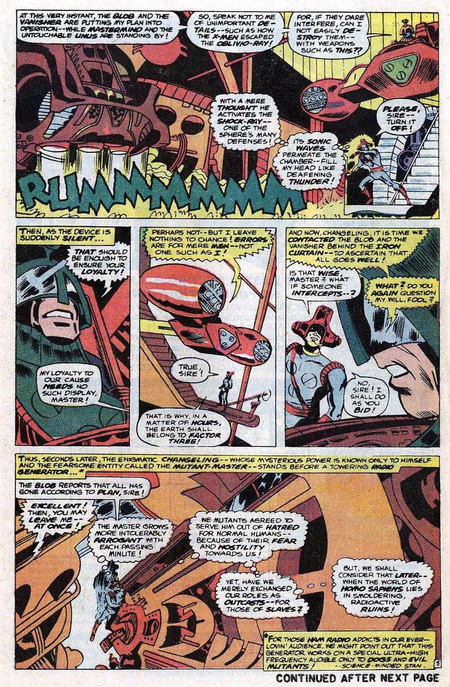 Uncanny X-Men (1963) 86 Page 8
