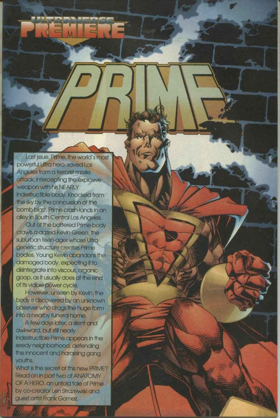 Read online Ultraverse Premiere comic -  Issue #4 - 2