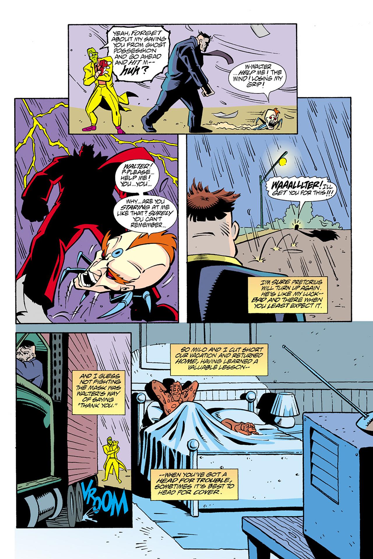 Read online Adventures Of The Mask Omnibus comic -  Issue #Adventures Of The Mask Omnibus Full - 181