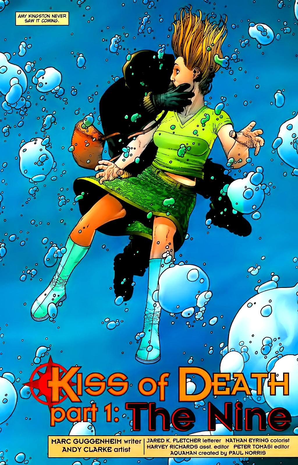 Read online Aquaman (2003) comic -  Issue #30 - 4