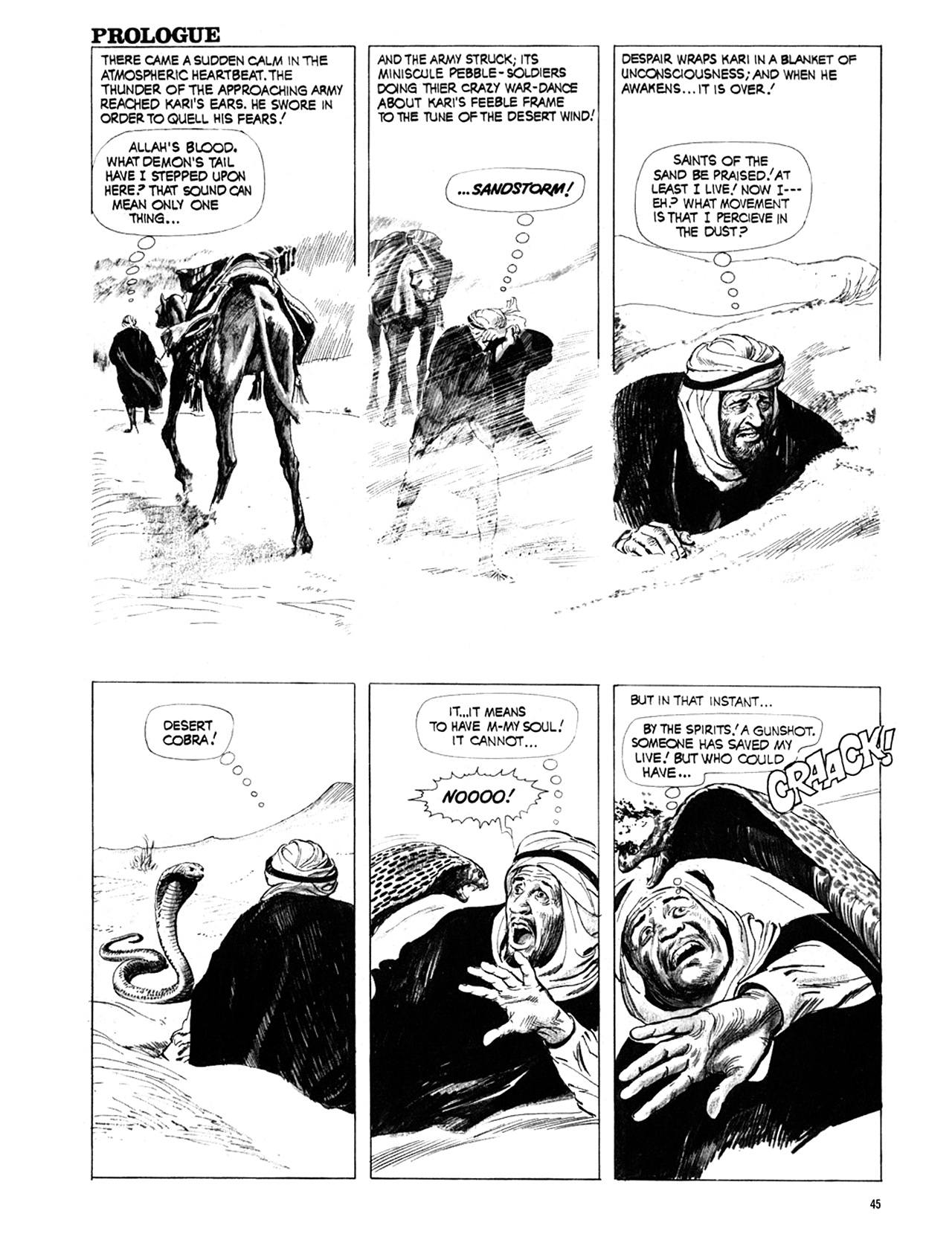 Read online Eerie Archives comic -  Issue # TPB 10 - 46