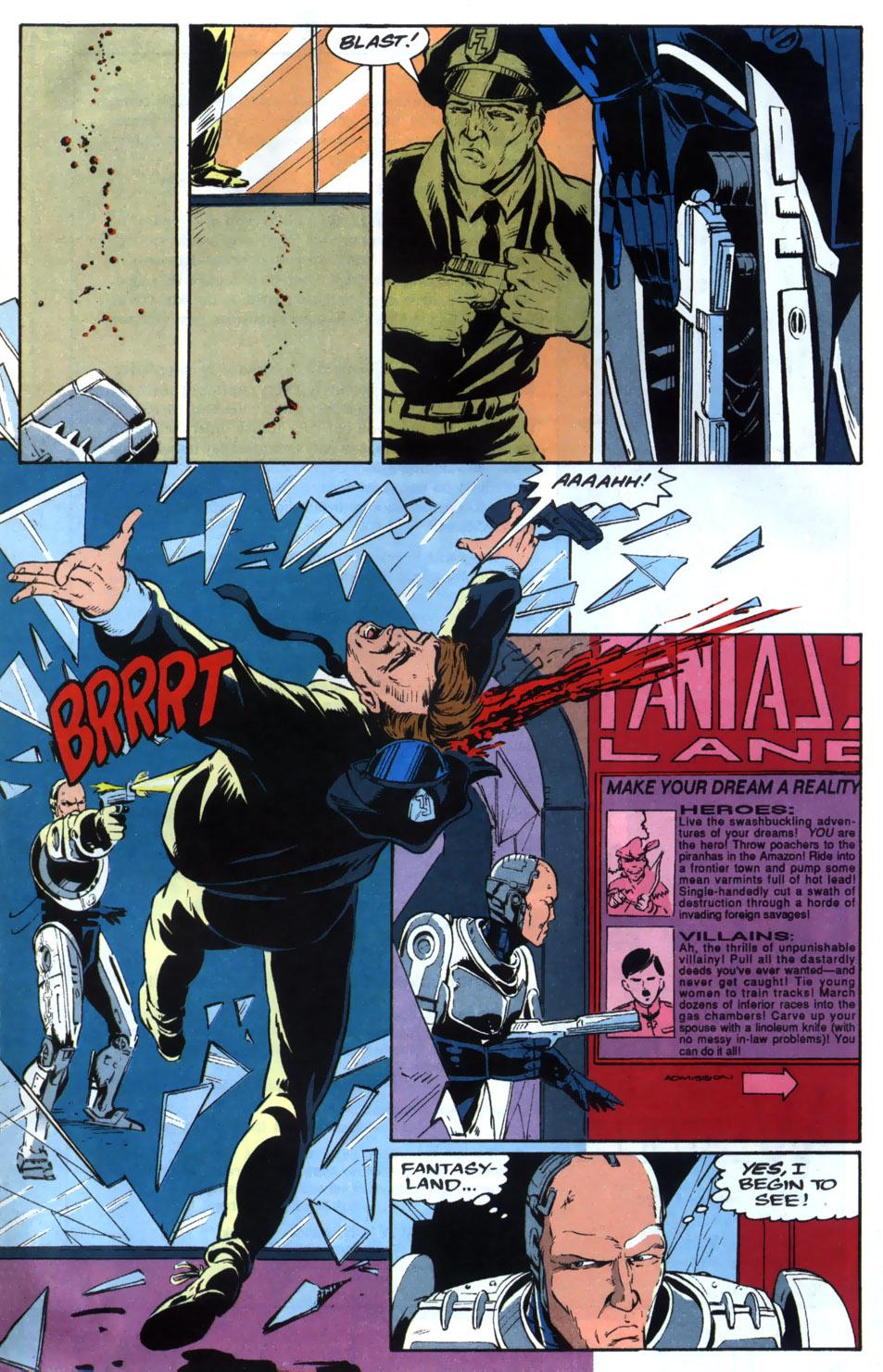 Read online Robocop (1990) comic -  Issue #20 - 17