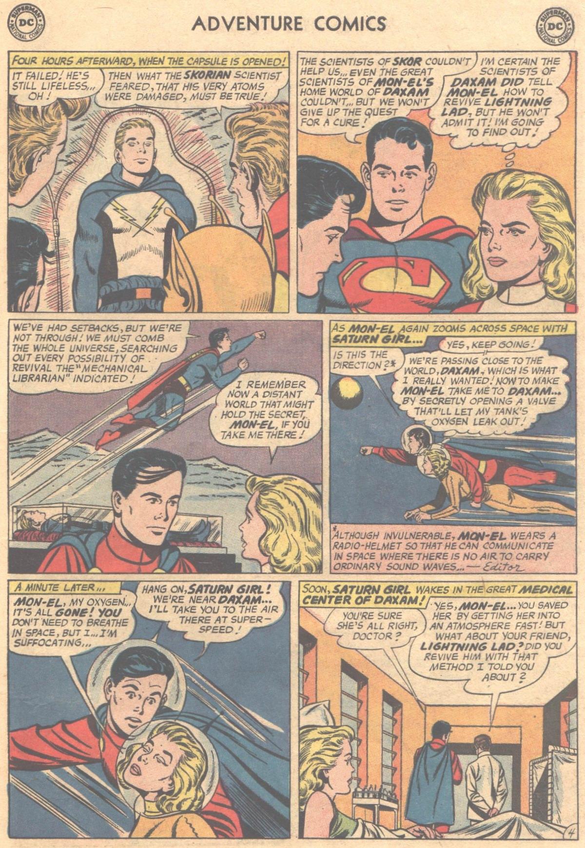 Read online Adventure Comics (1938) comic -  Issue #312 - 15