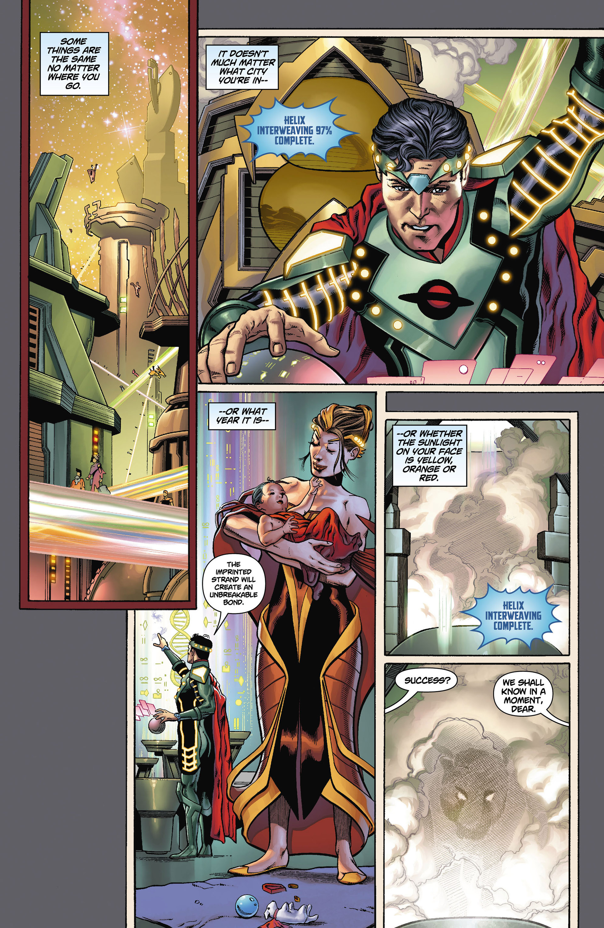 Read online Action Comics (2011) comic -  Issue #13 - 24
