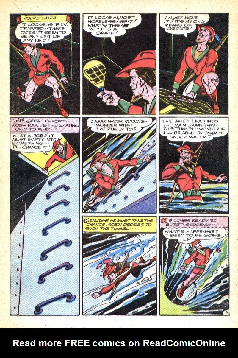 Green Hornet Comics issue 7 - Page 34