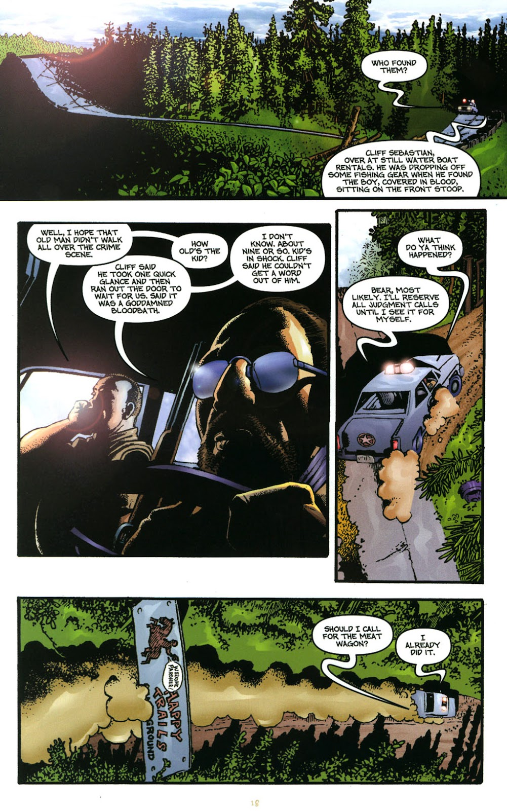 Bigfoot issue 1 - Page 19