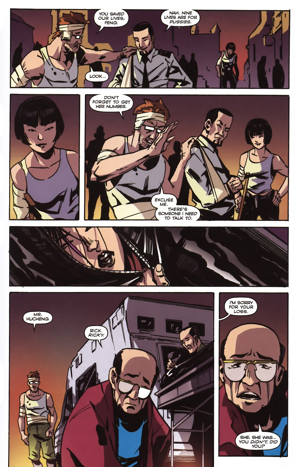Read online Ricky Rouse Has A Gun comic -  Issue # TPB (Part 2) - 74