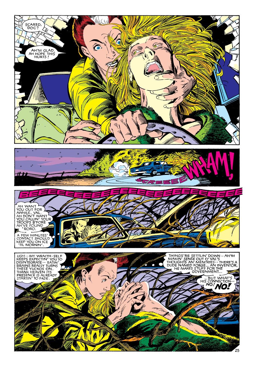 Uncanny X-Men (1963) issue 186 - Page 26