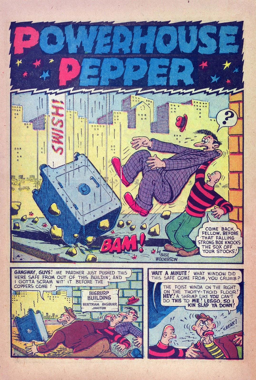 Read online Joker Comics comic -  Issue #18 - 26