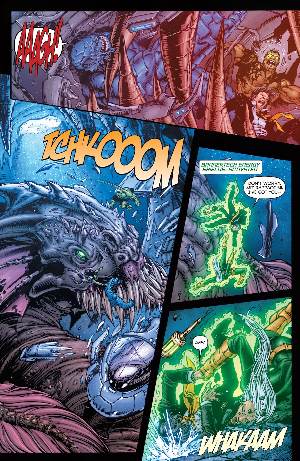 Read online Incredible Hulks (2010) comic -  Issue # _TPB Heart of the Monster - 23