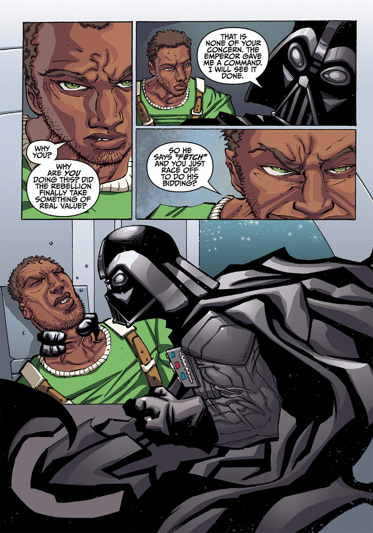 Read online Star Wars Omnibus comic -  Issue # Vol. 33 - 267