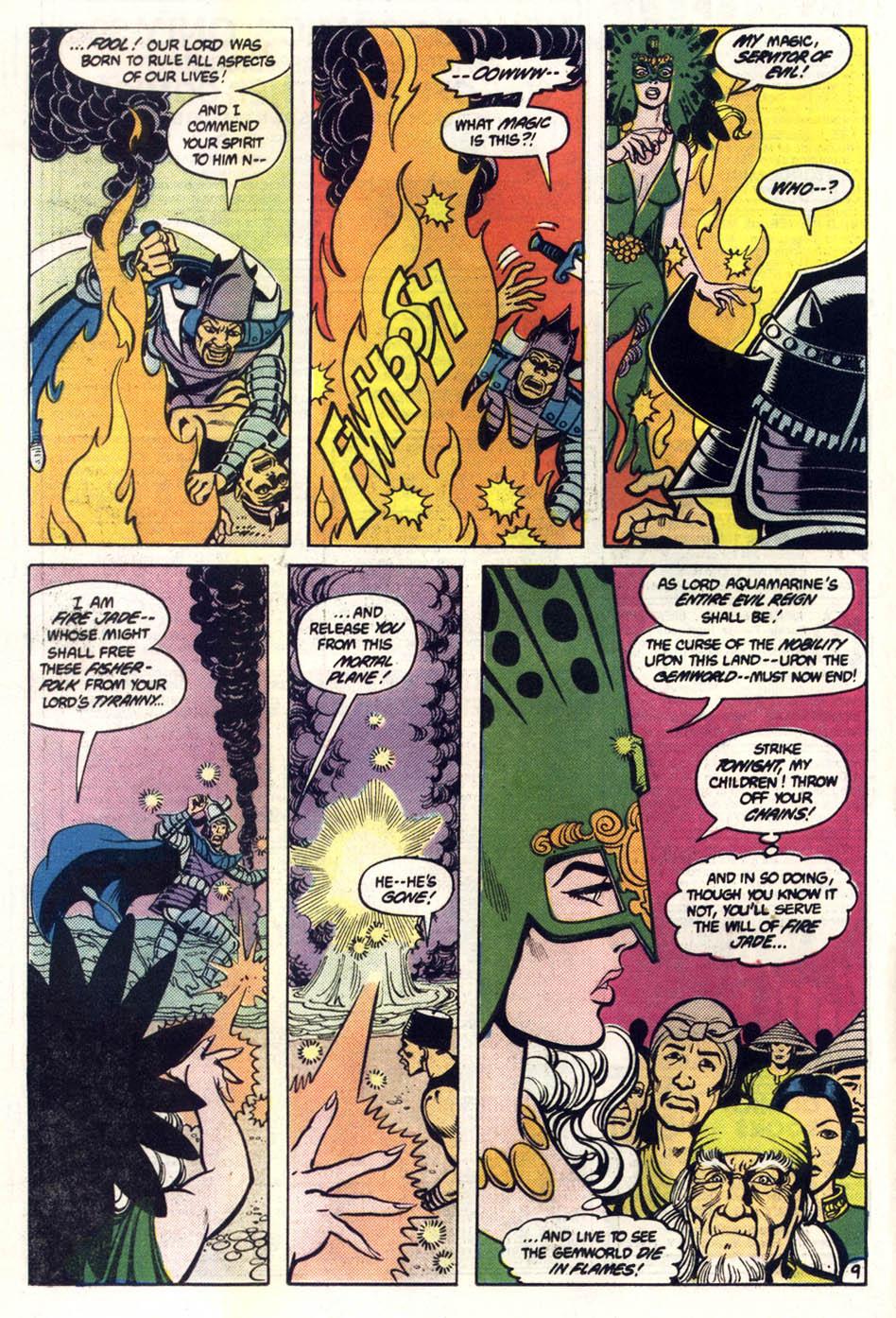 Read online Amethyst (1985) comic -  Issue #2 - 10