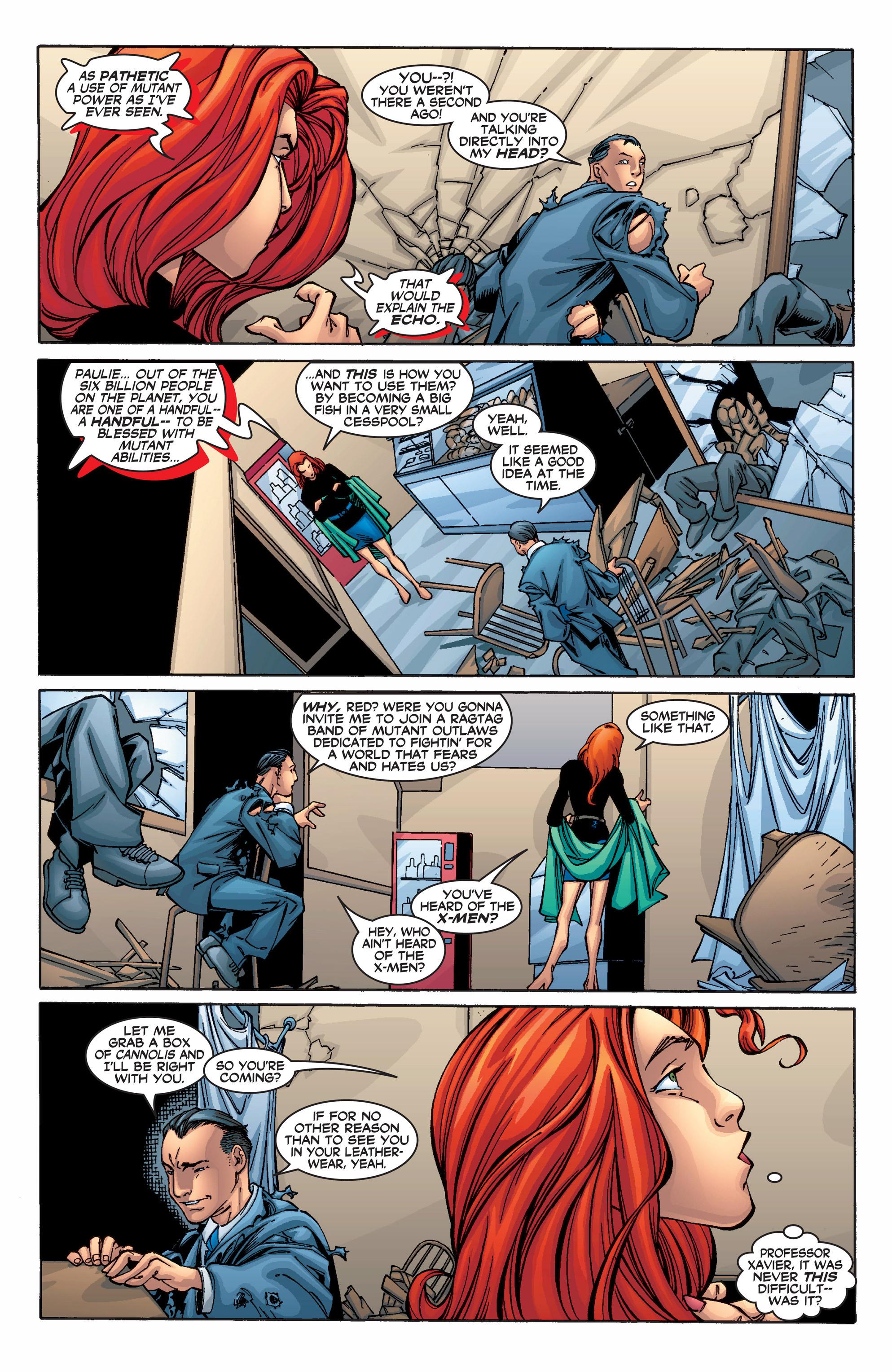 Read online Uncanny X-Men (1963) comic -  Issue #392 - 14