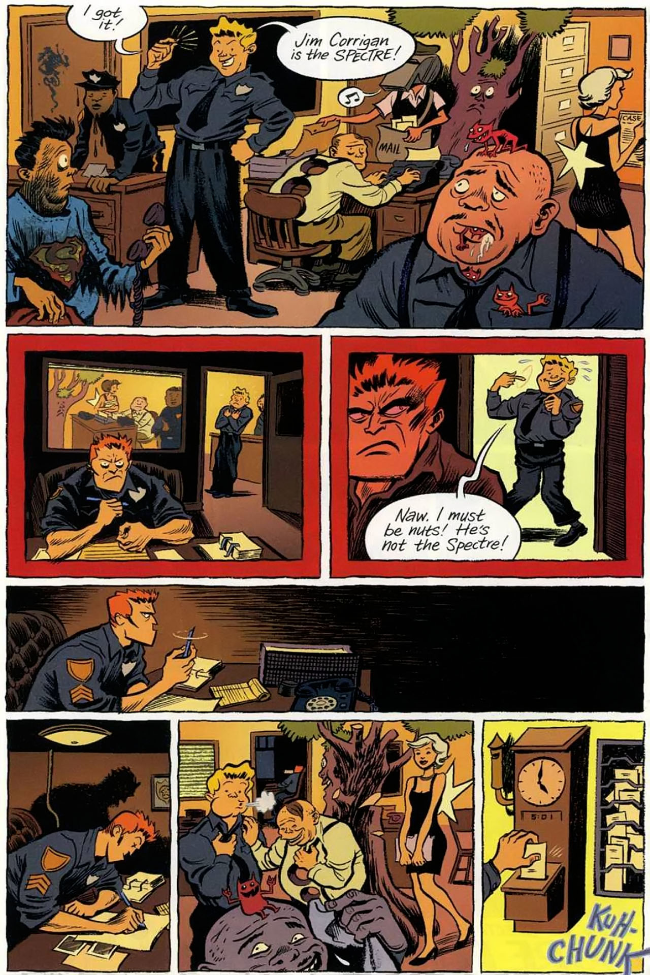 Read online Bizarro World comic -  Issue # TPB - 50