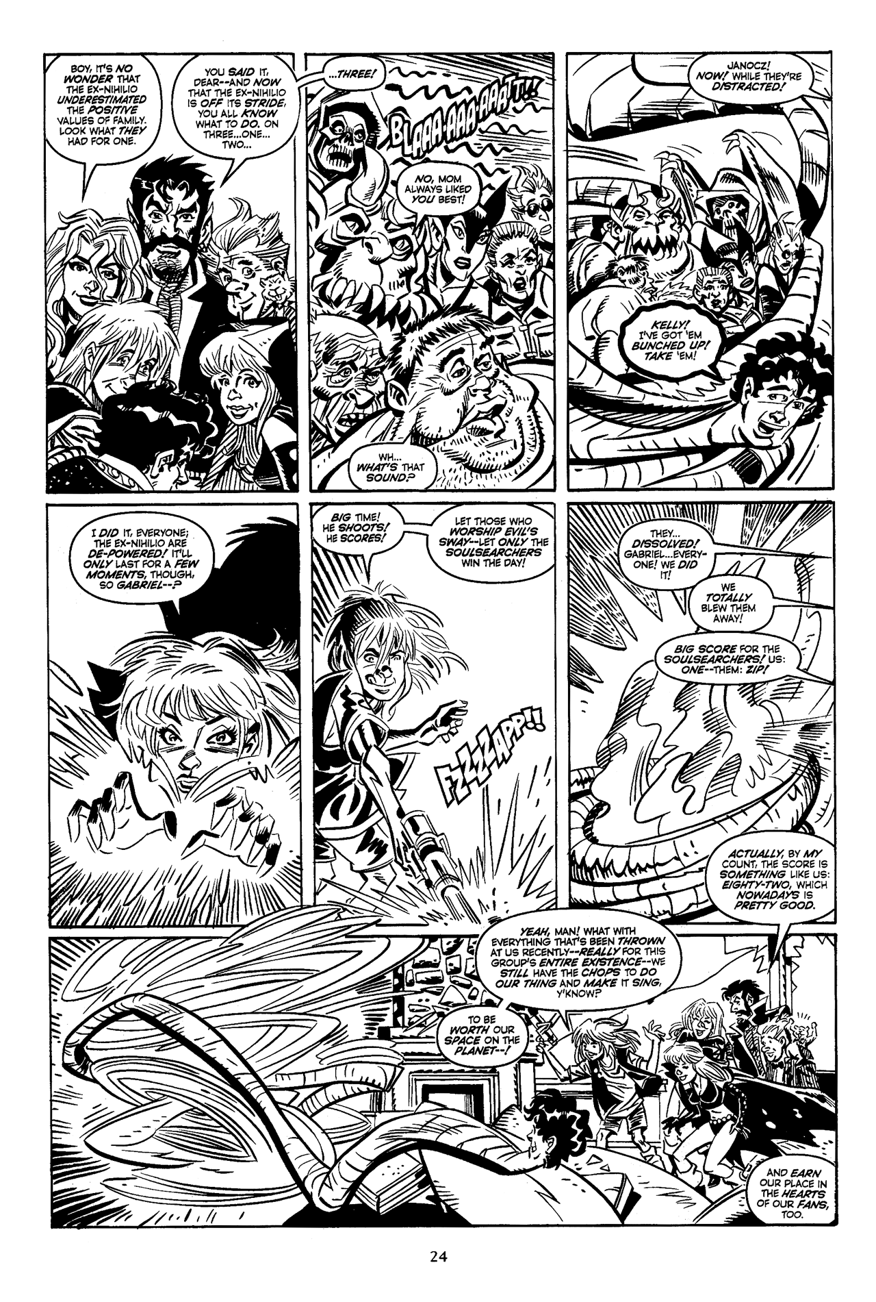 Soulsearchers and Company issue 82 - Page 26