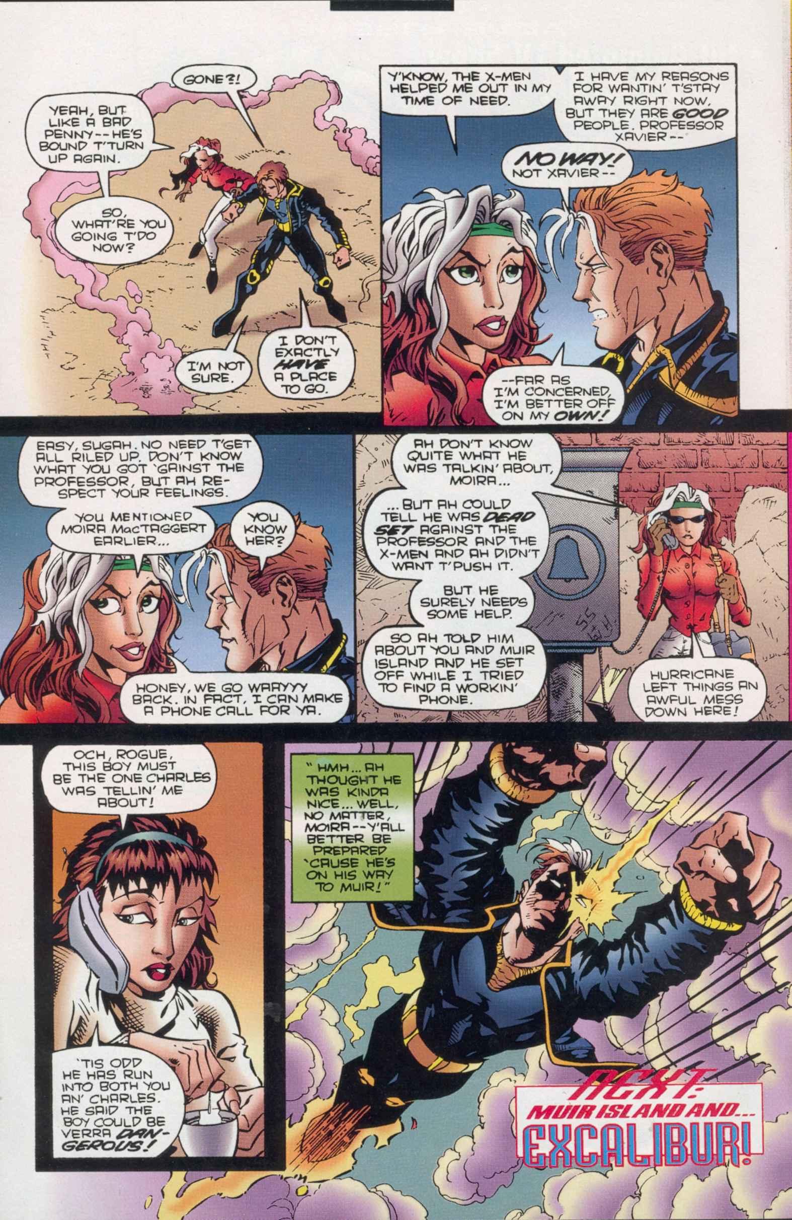 X-Man 11 Page 19
