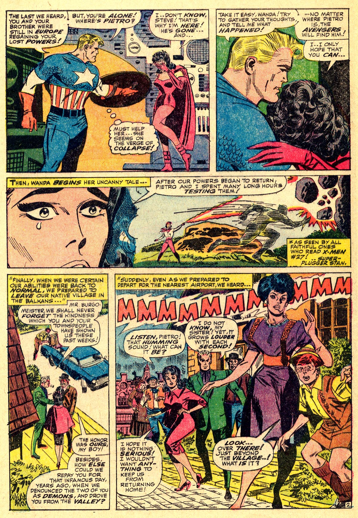 The Avengers (1963) 36 Page 3