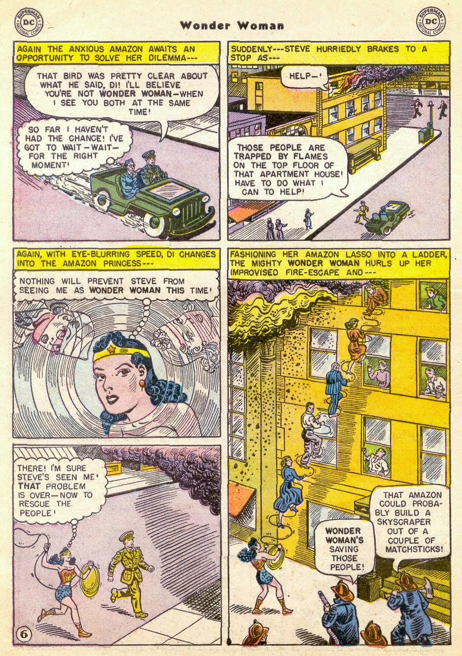 Read online Wonder Woman (1942) comic -  Issue #76 - 8