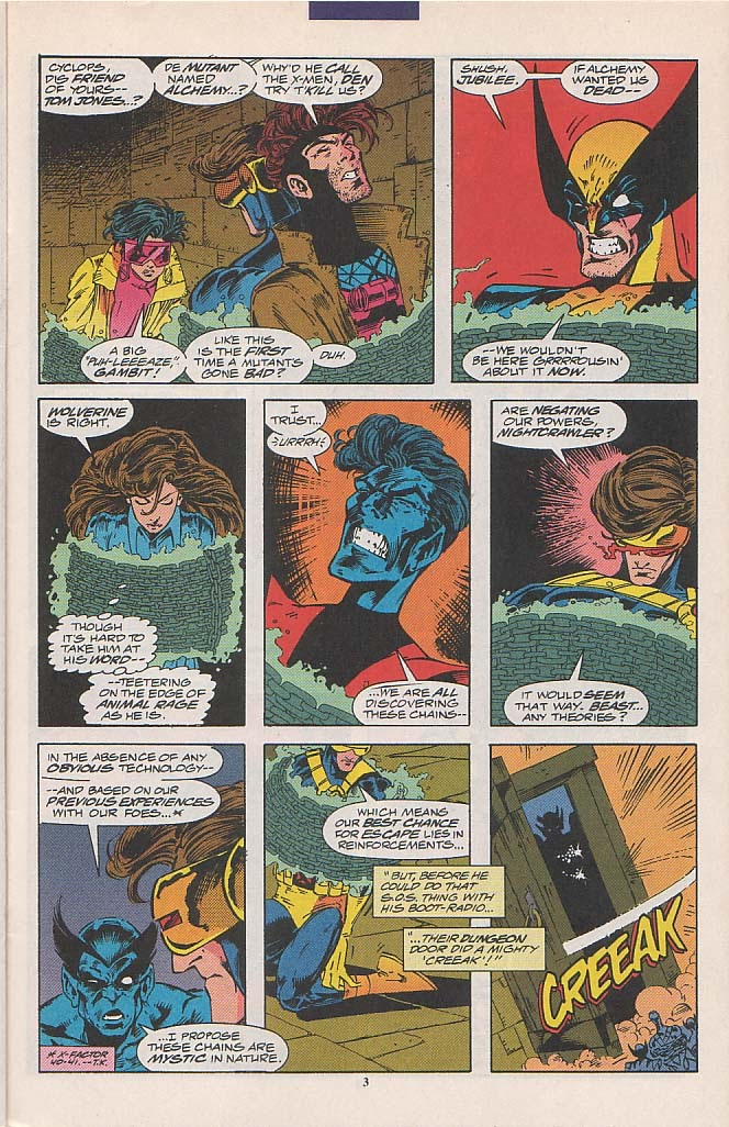 Excalibur (1988) issue 58 - Page 4