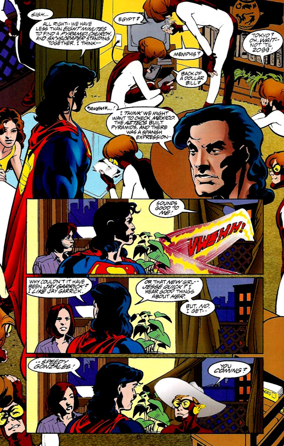 Read online Adventures of Superman (1987) comic -  Issue #533 - 7