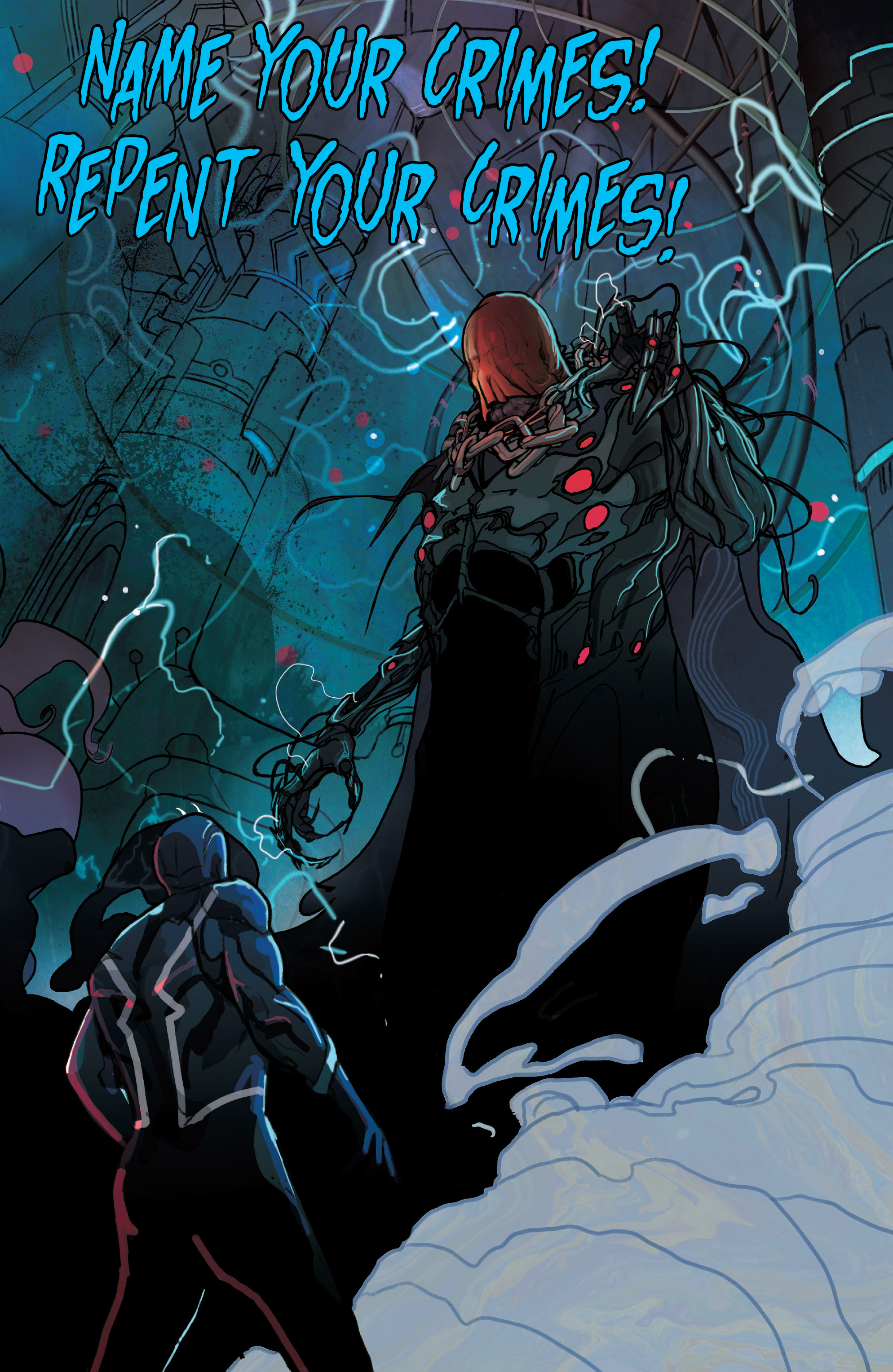 Read online Black Bolt comic -  Issue #1 - 19