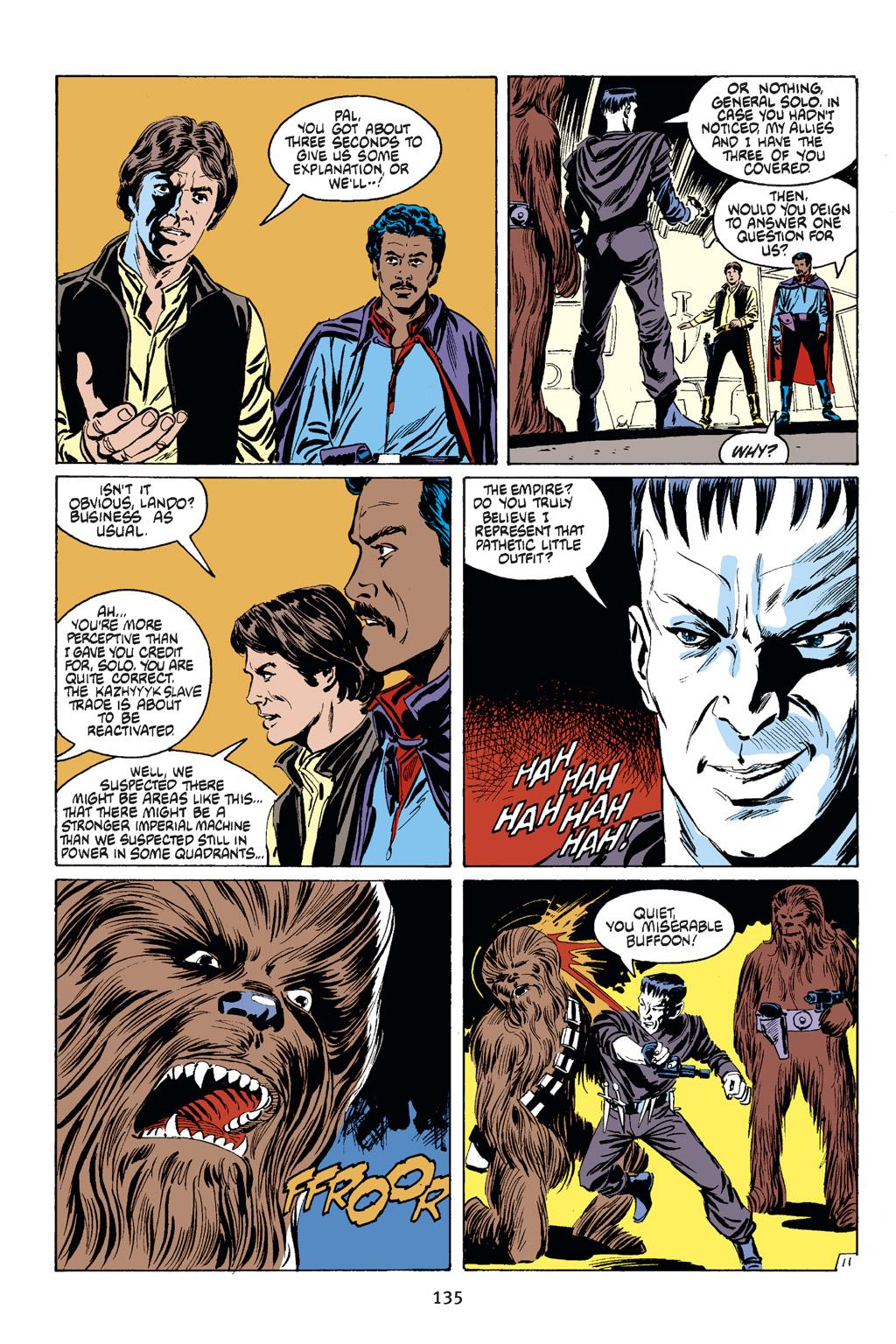 Read online Star Wars Omnibus comic -  Issue # Vol. 21 - 129