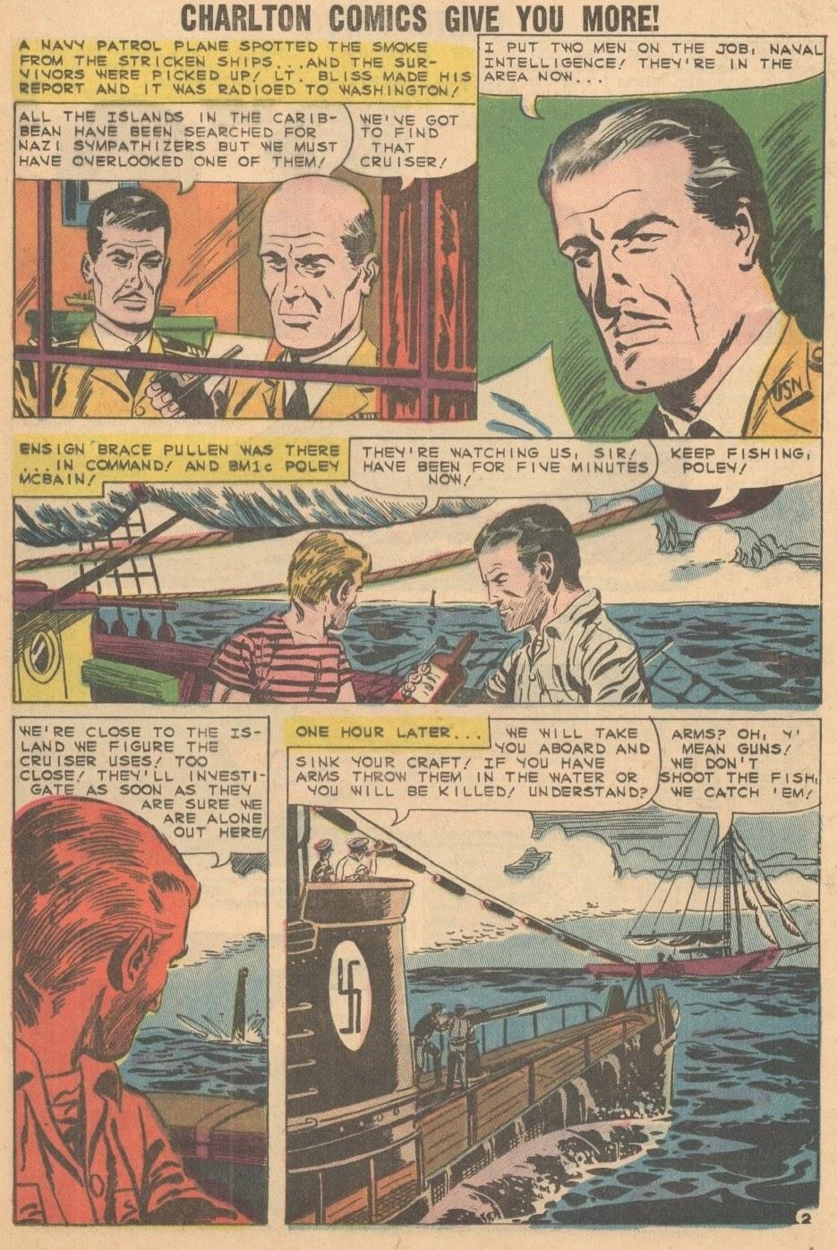 Read online Fightin' Navy comic -  Issue #93 - 17