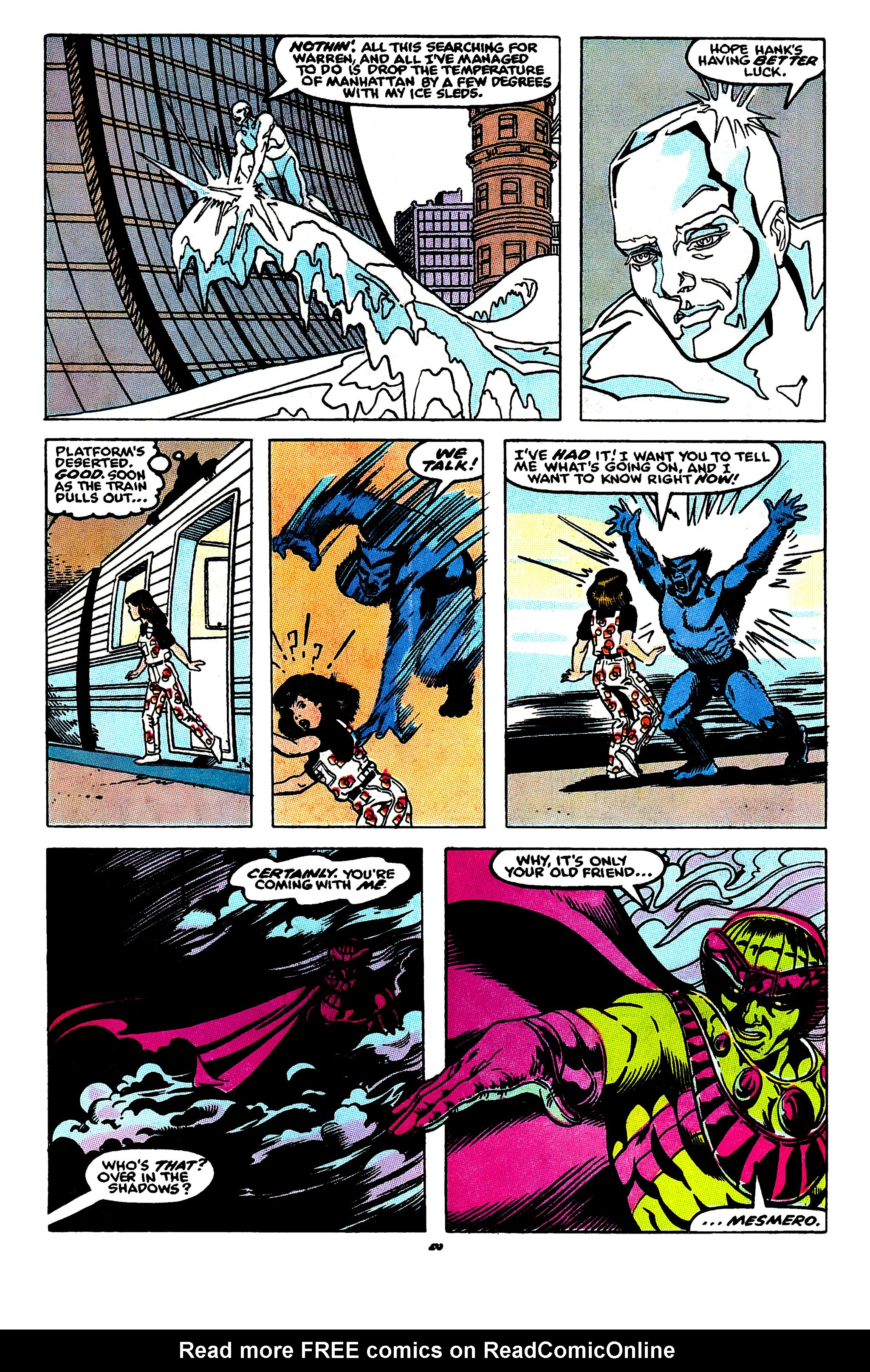 Read online X-Factor (1986) comic -  Issue #55 - 17