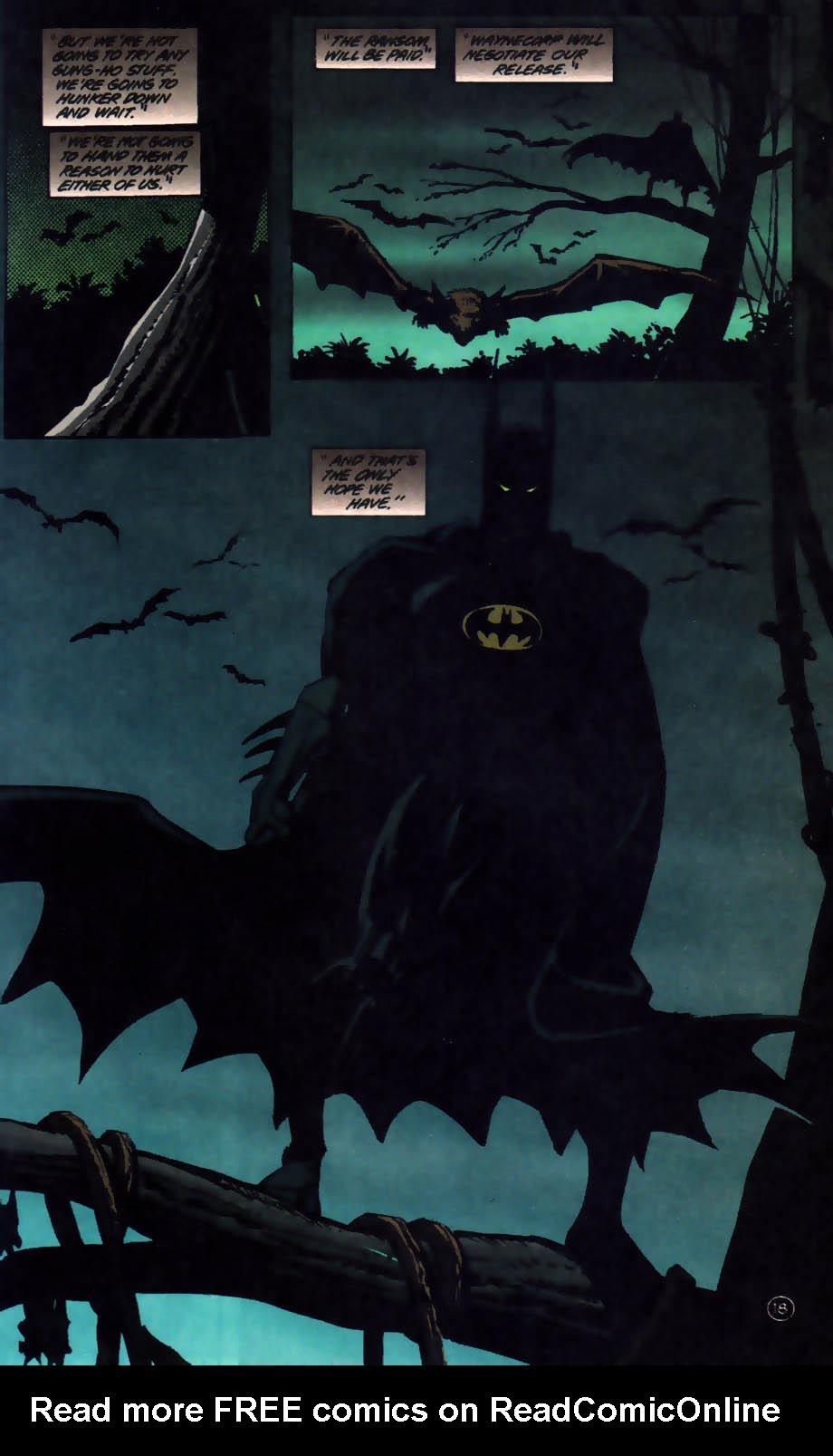 Read online Detective Comics (1937) comic -  Issue # _Annual 10 - 18