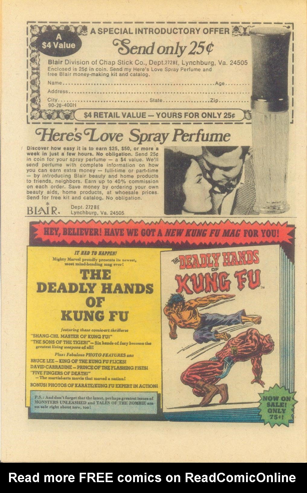 Read online Sgt. Fury comic -  Issue #119 - 30