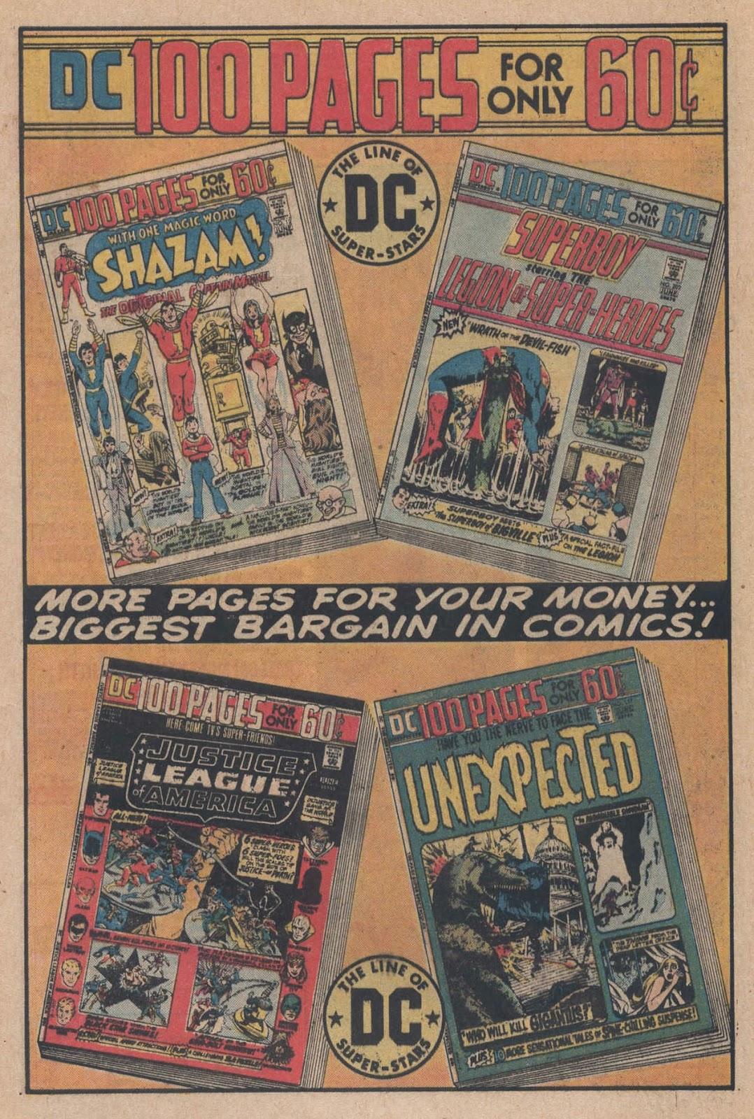 Read online Strange Sports Stories (1973) comic -  Issue #5 - 8