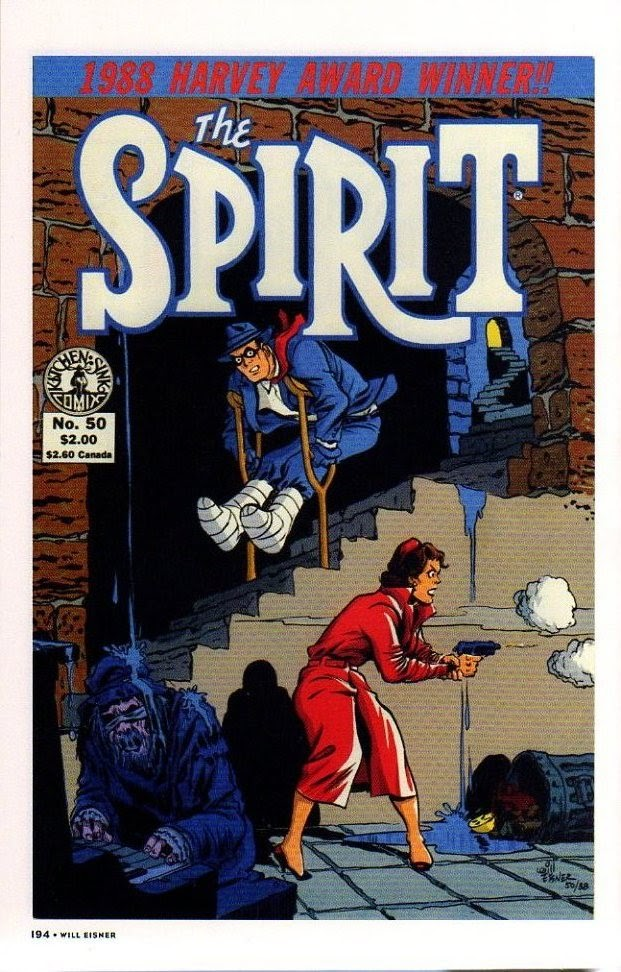 Read online Will Eisner's The Spirit Archives comic -  Issue # TPB 26 (Part 3) - 1