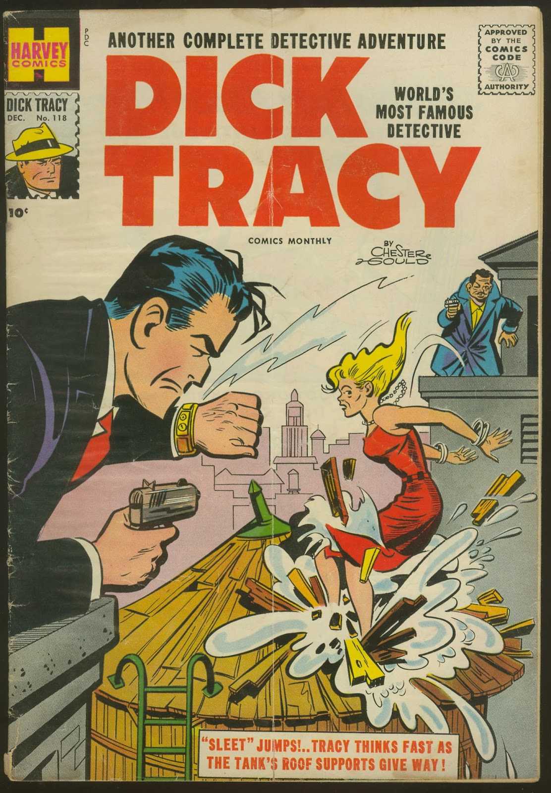 Dick Tracy (1950) 118 Page 1