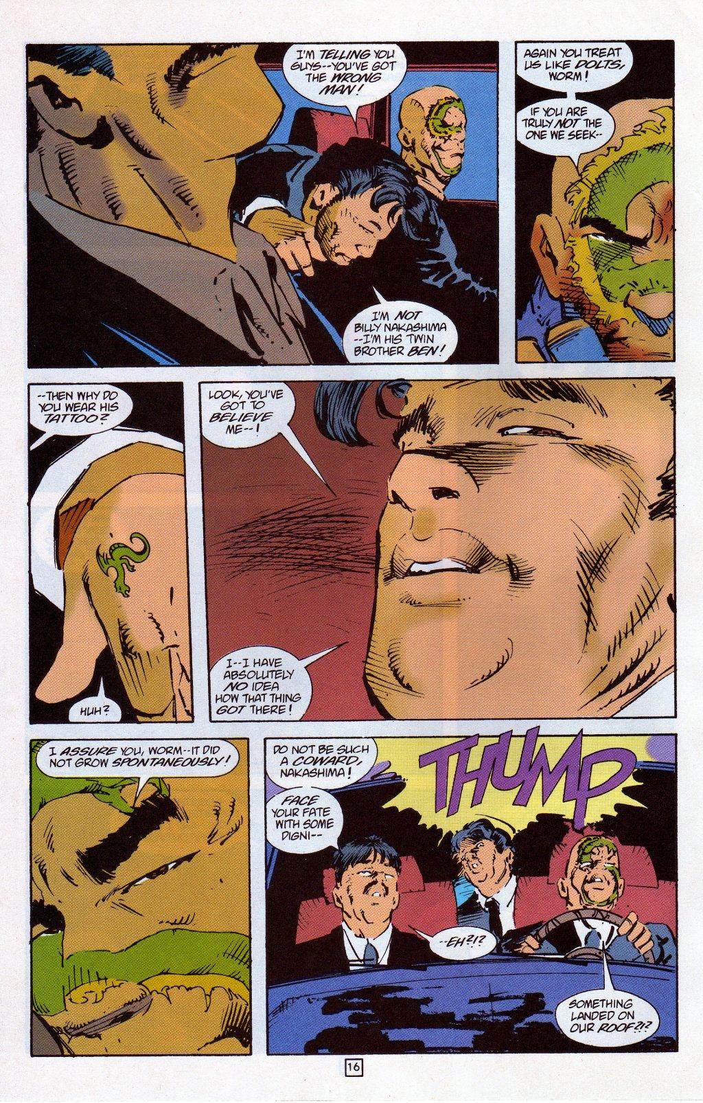 Read online Gunfire comic -  Issue #8 - 17