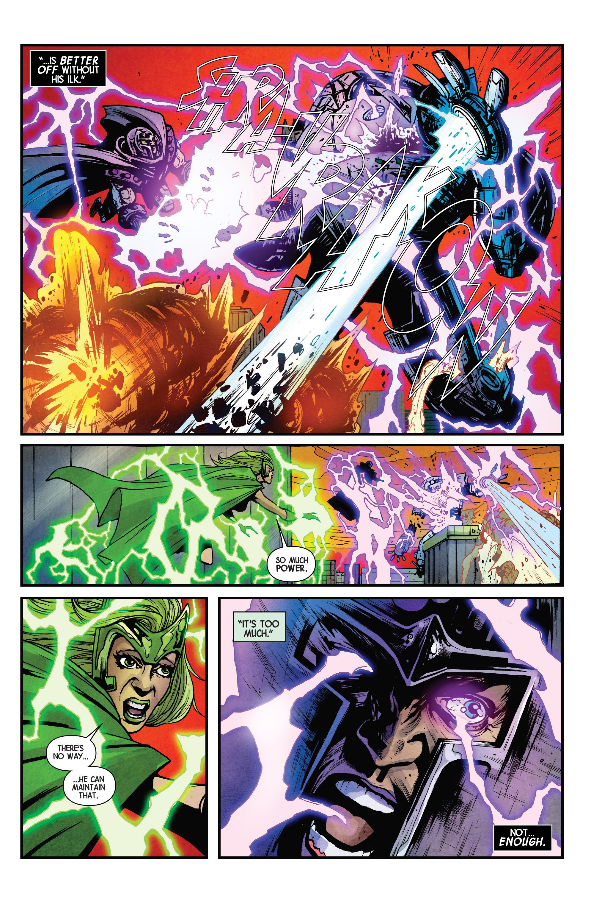 Read online Secret Wars: Last Days of the Marvel Universe comic -  Issue # TPB (Part 1) - 169