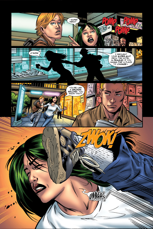 Read online Amazing Fantasy (2004) comic -  Issue #11 - 18