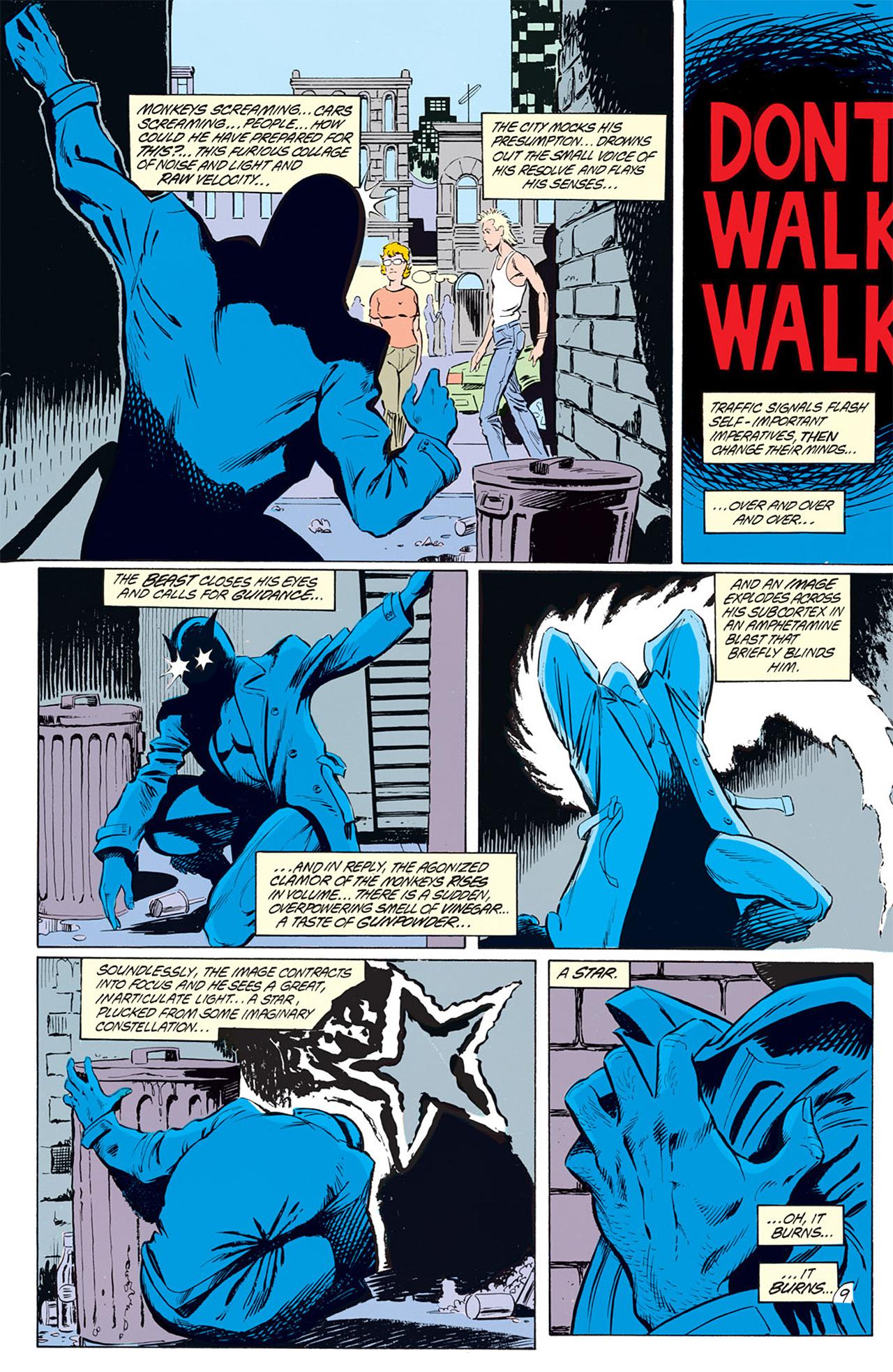 Read online Animal Man (1988) comic -  Issue #1 - 11