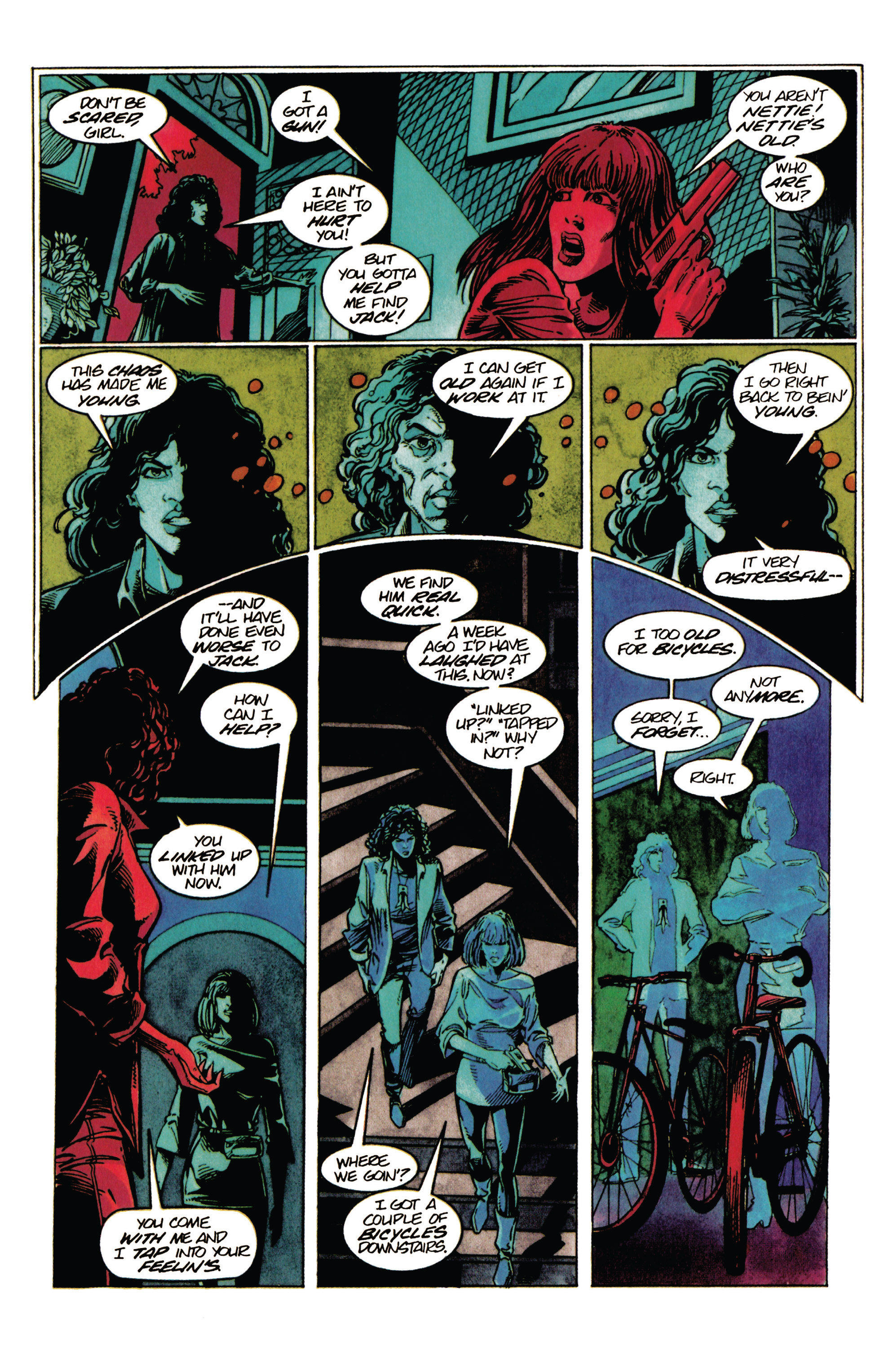 Read online Shadowman (1992) comic -  Issue #29 - 19