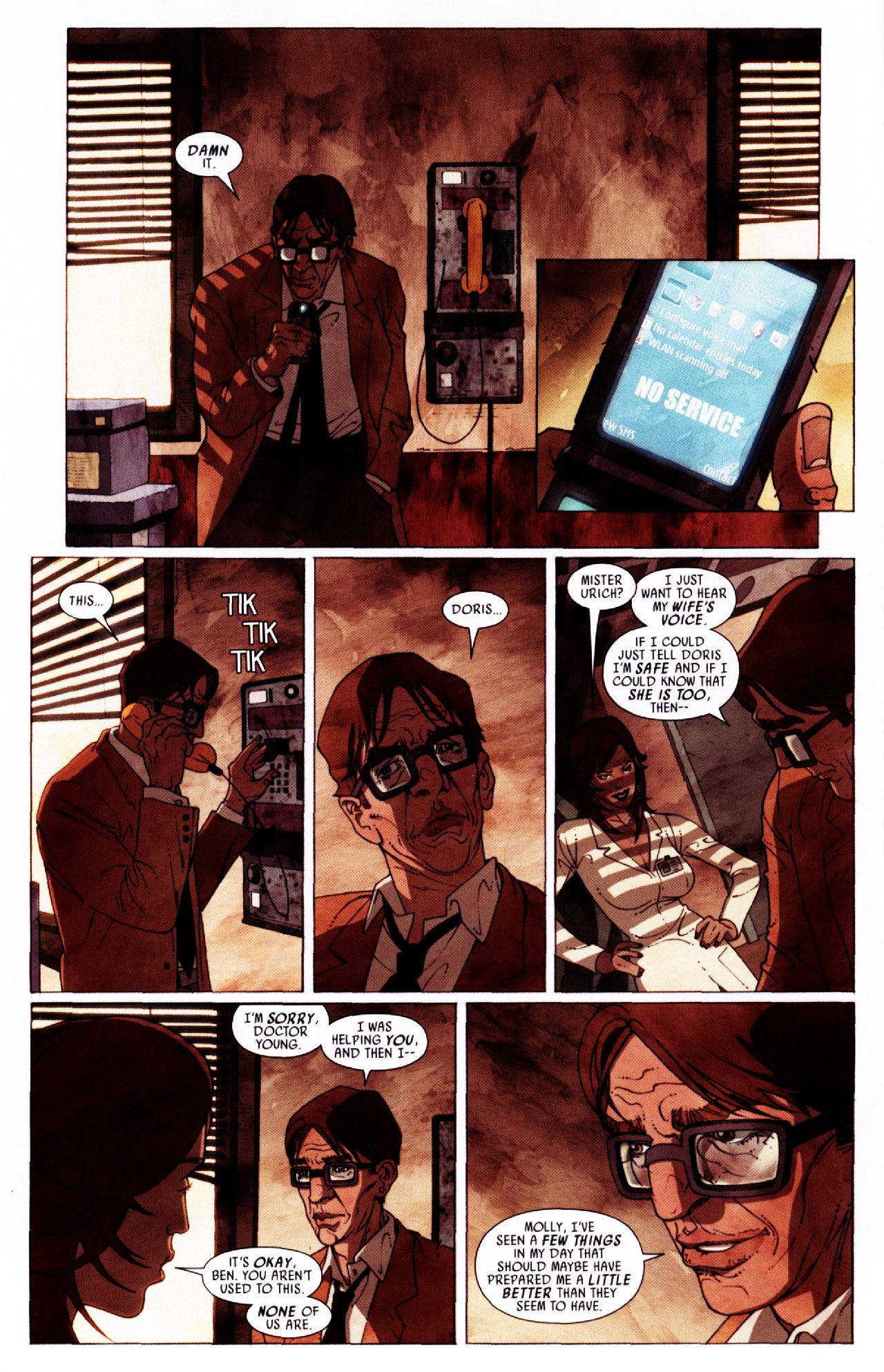 Read online Secret Invasion: Front Line comic -  Issue #2 - 3