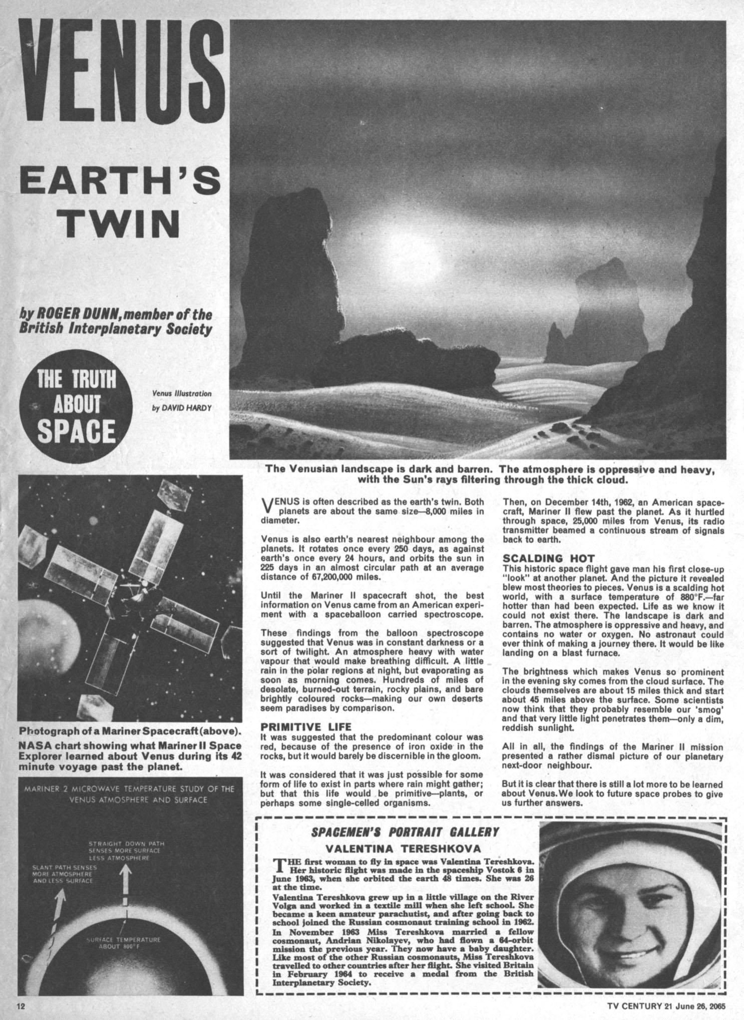 Read online TV Century 21 (TV 21) comic -  Issue #23 - 11