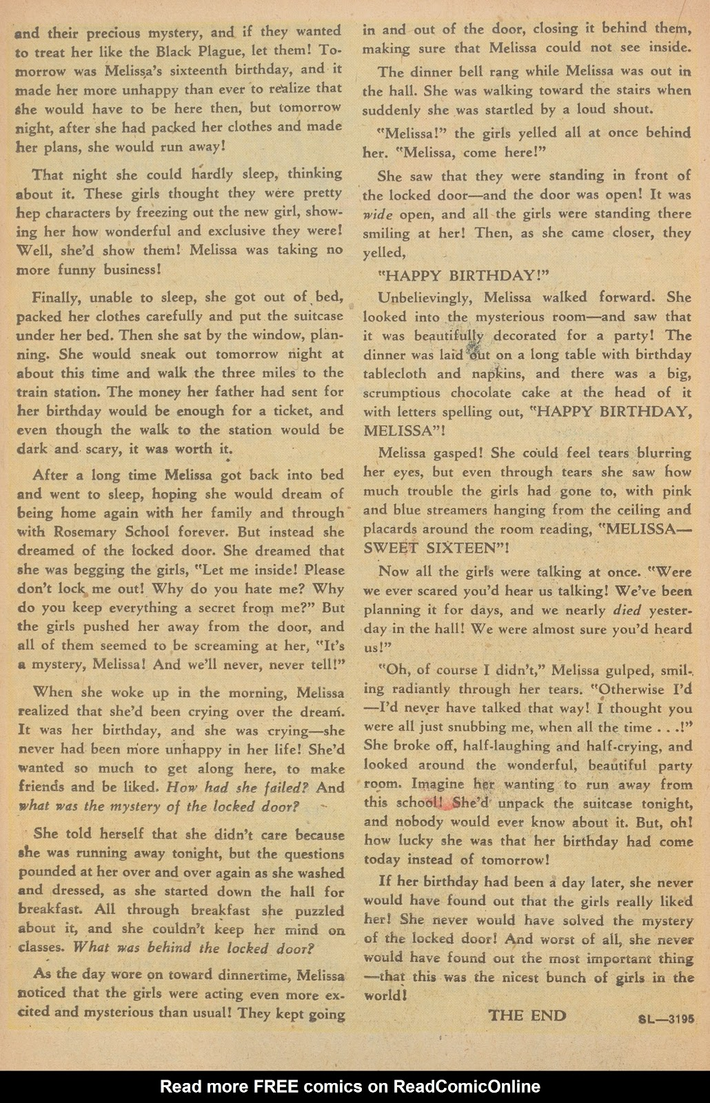 Read online Nellie The Nurse (1945) comic -  Issue #15 - 26