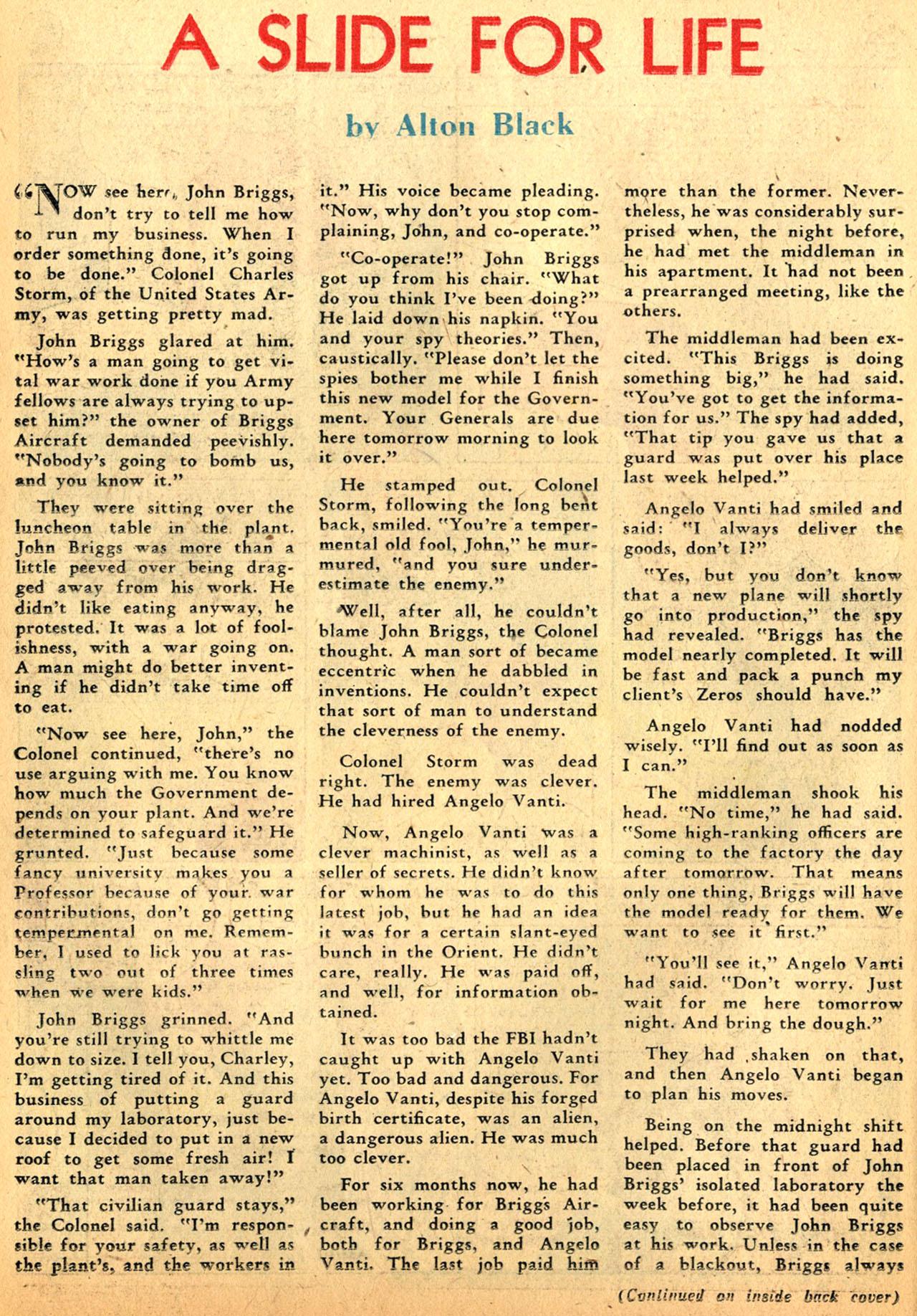 Read online Detective Comics (1937) comic -  Issue #98 - 36
