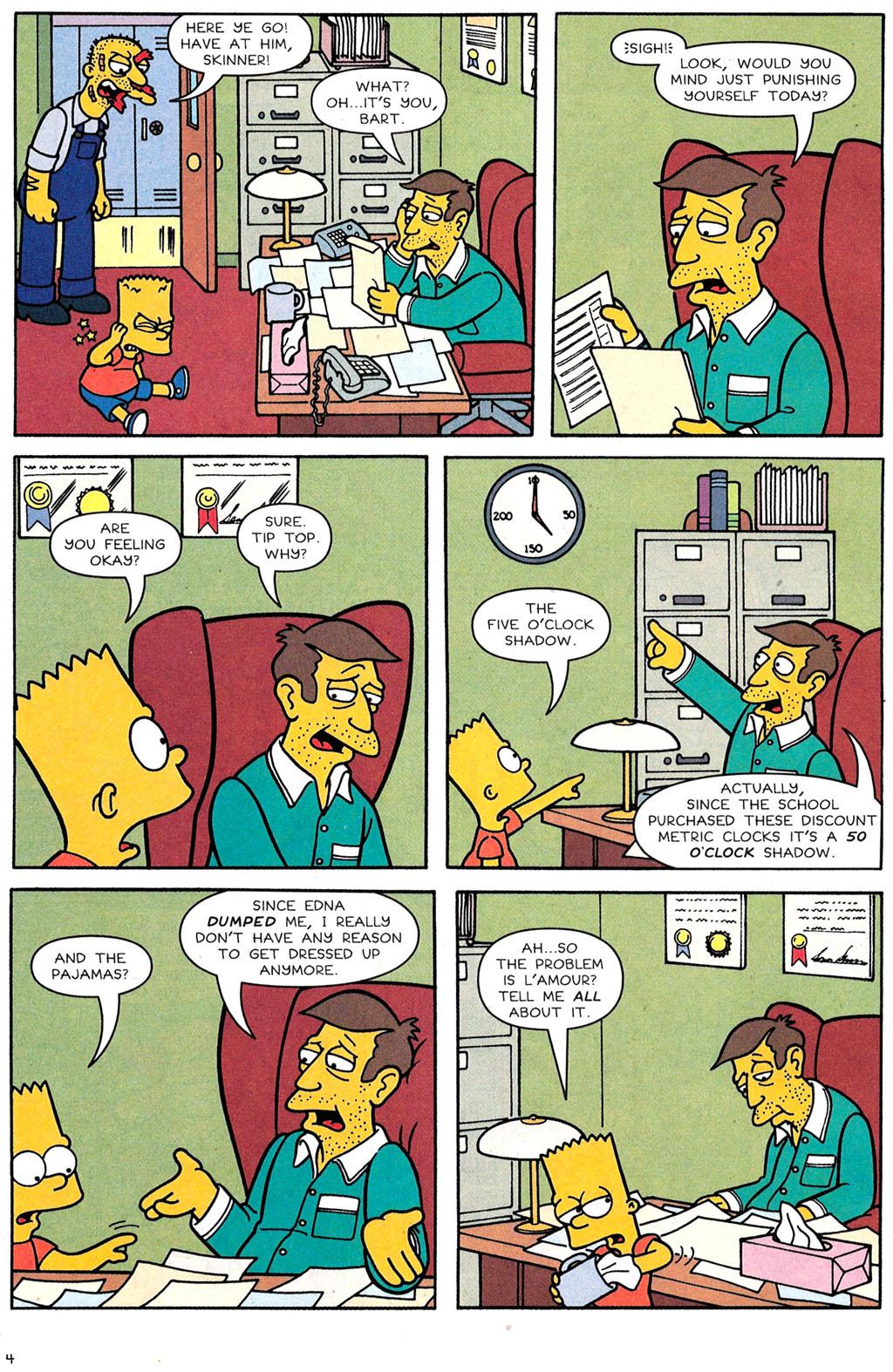 Read online Simpsons Comics comic -  Issue #118 - 5