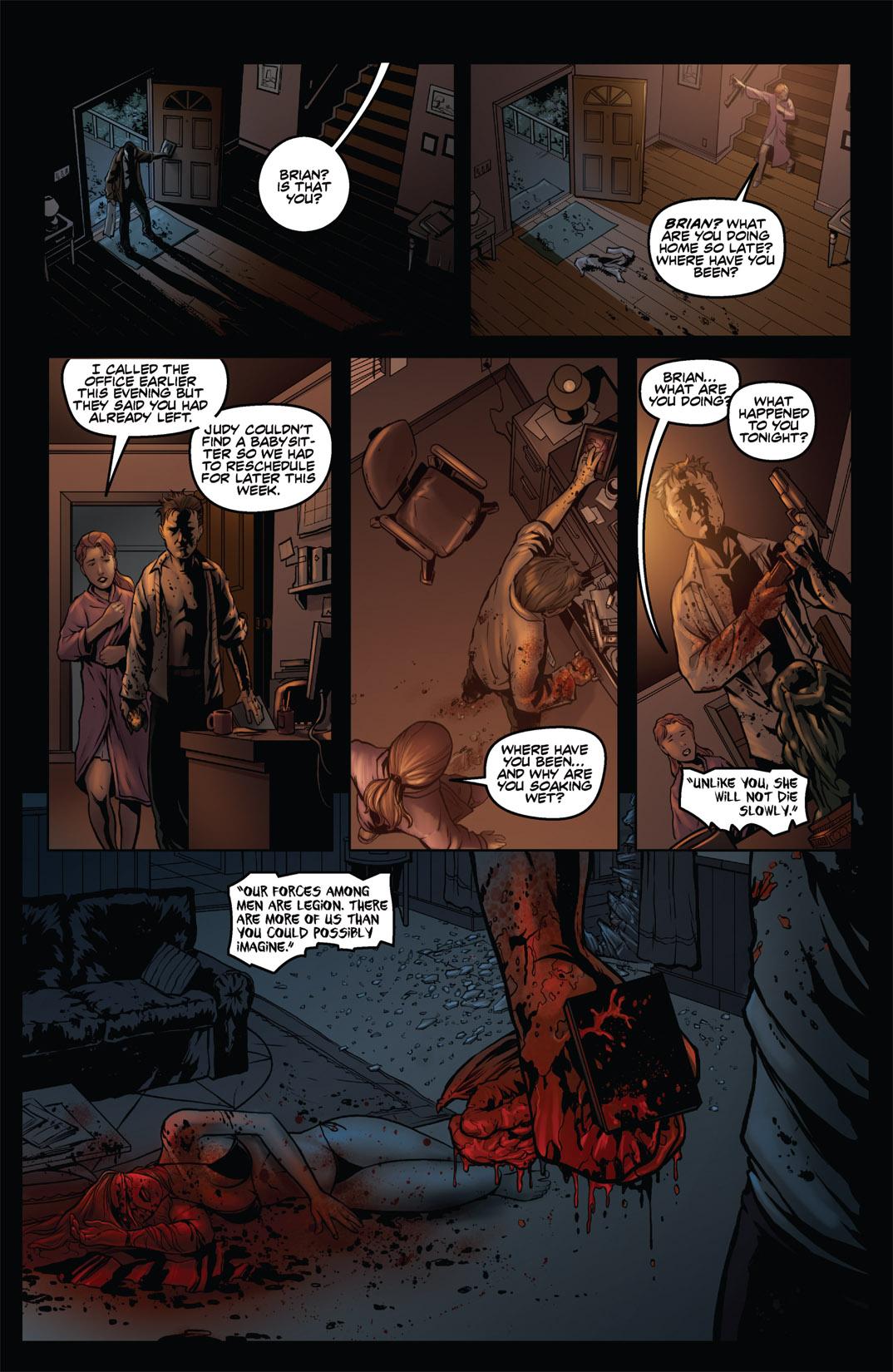 Read online Nightmare World comic -  Issue # Vol. 1 Thirteen Tales of Terror - 42