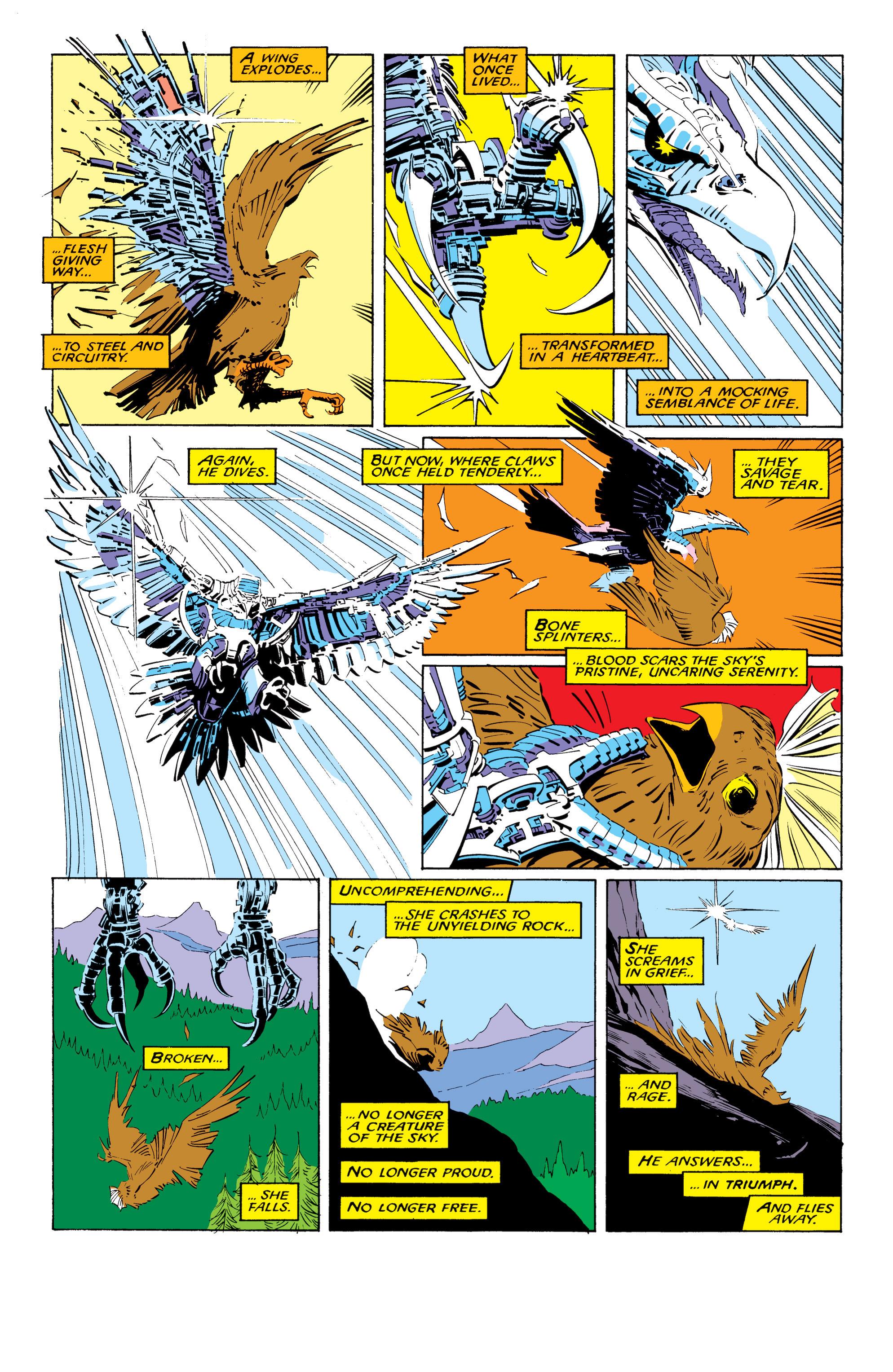 Read online Uncanny X-Men (1963) comic -  Issue #220 - 4
