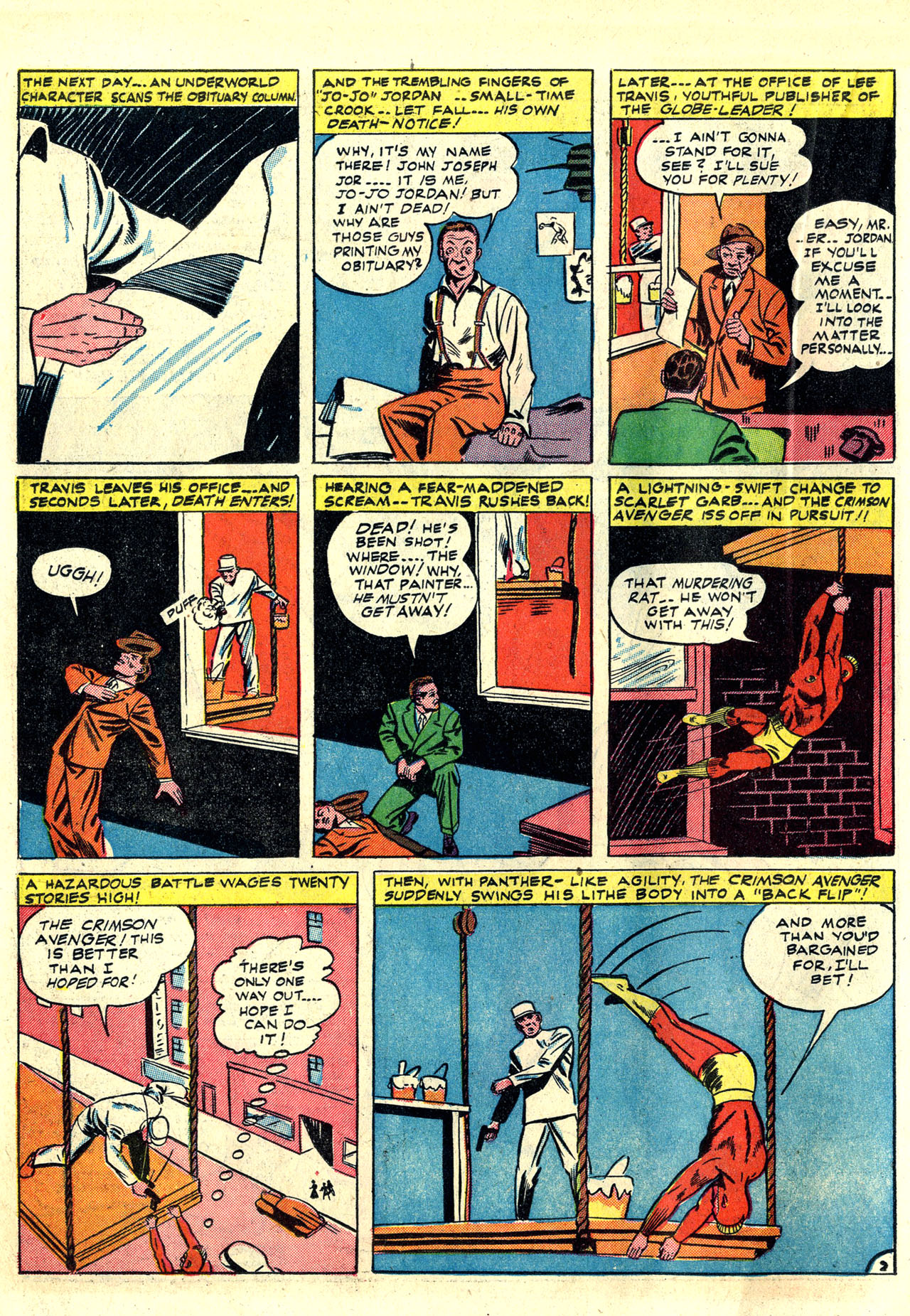 Read online Detective Comics (1937) comic -  Issue #78 - 26